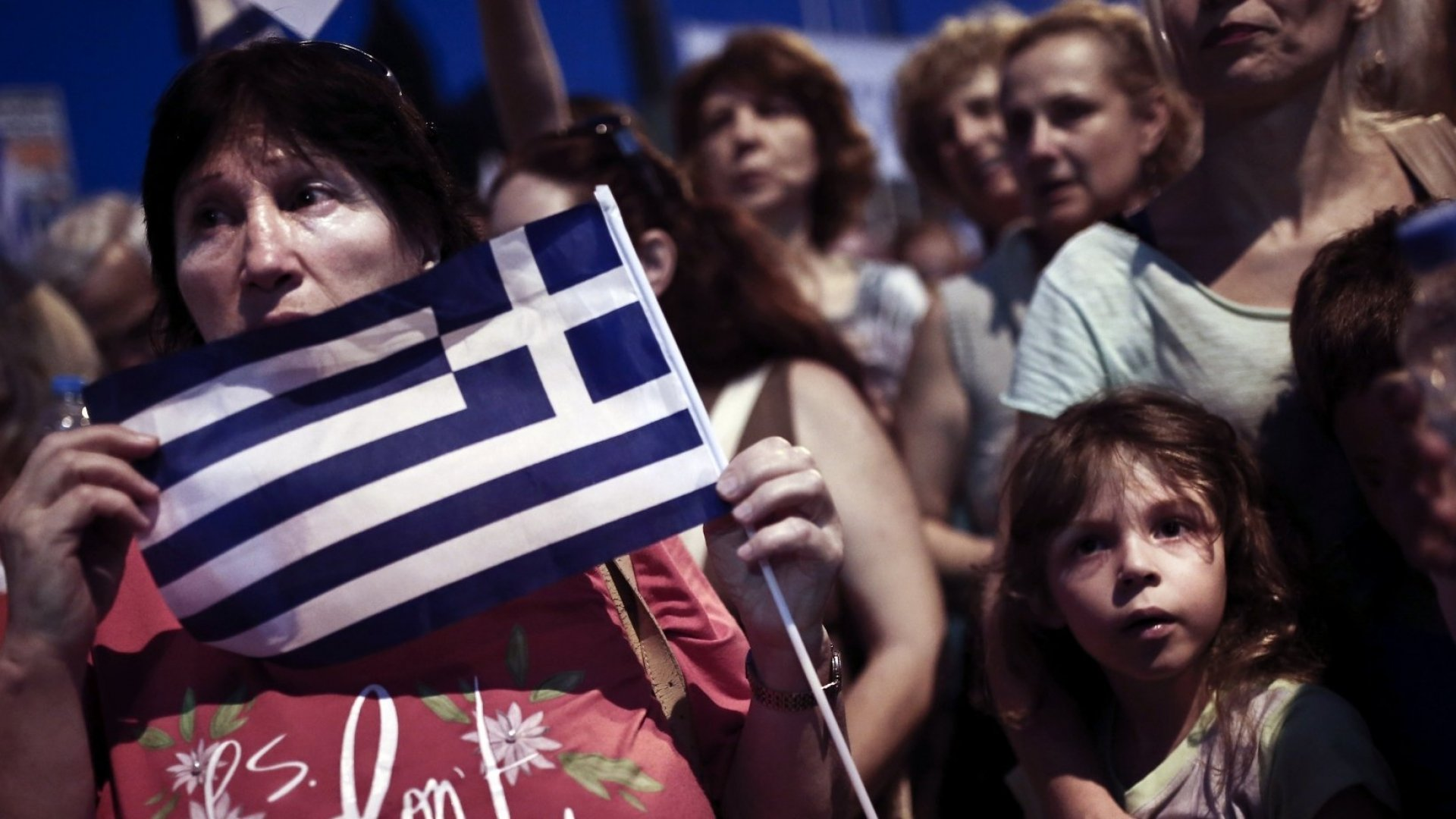 Why Nobody Knows What Will Happen in Greece Now