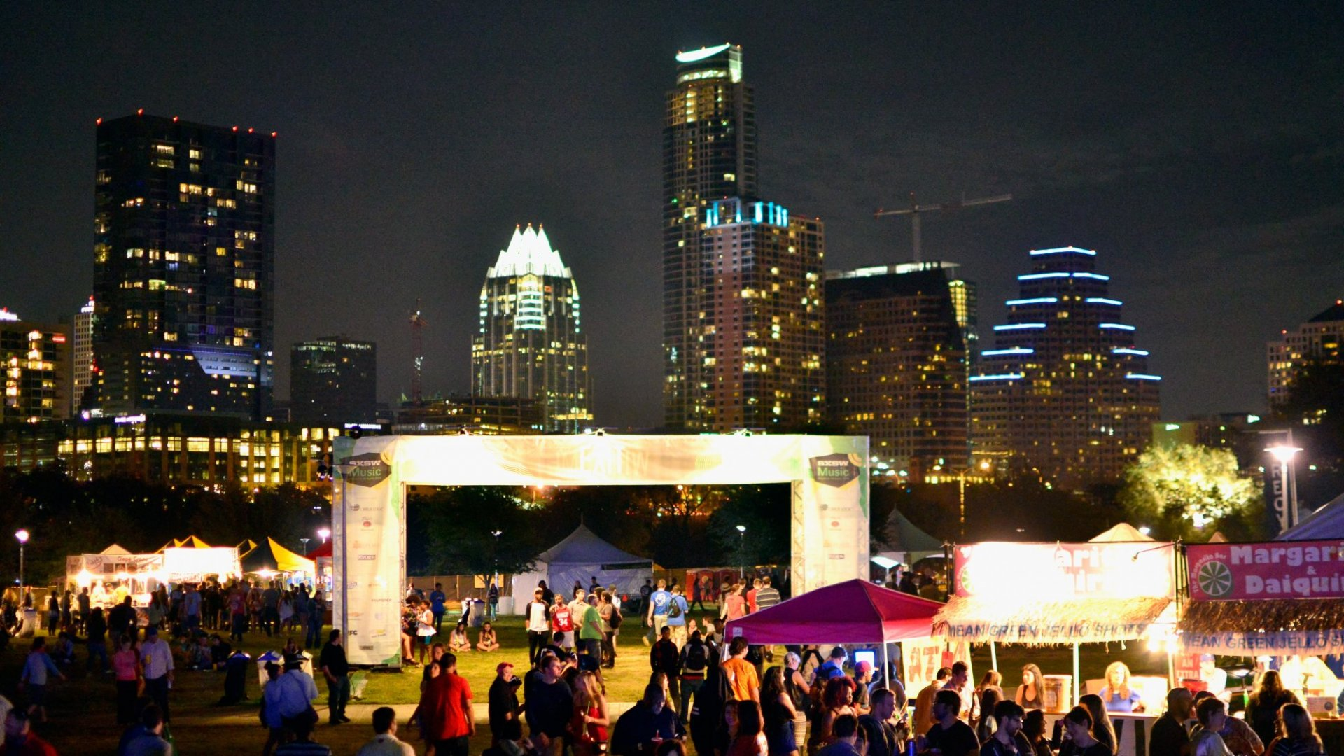 Flying Cars, Robot Petting Zoo: It's South by Southwest Time