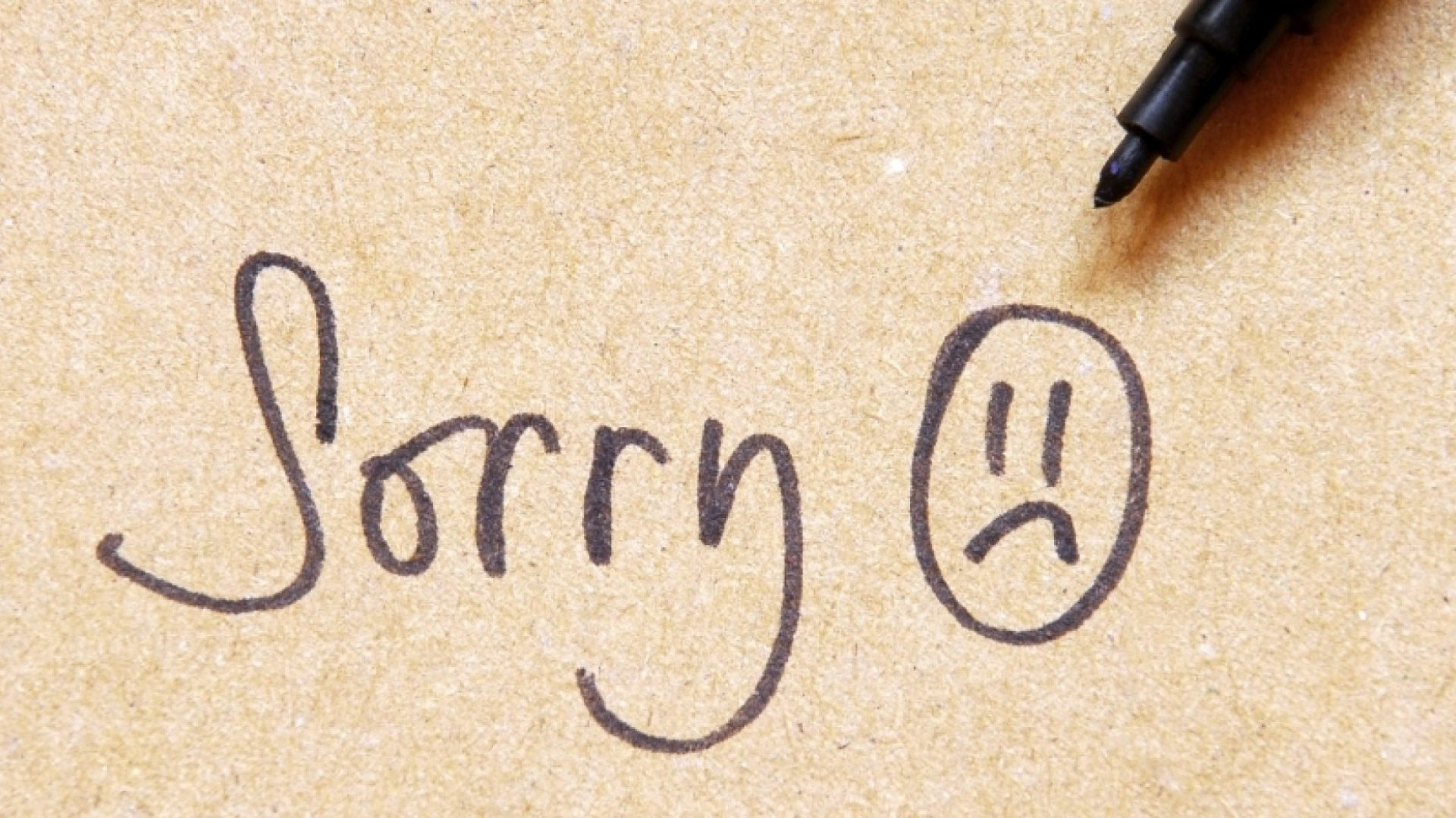 7 Workplace Apologies Millennials May End Up Making