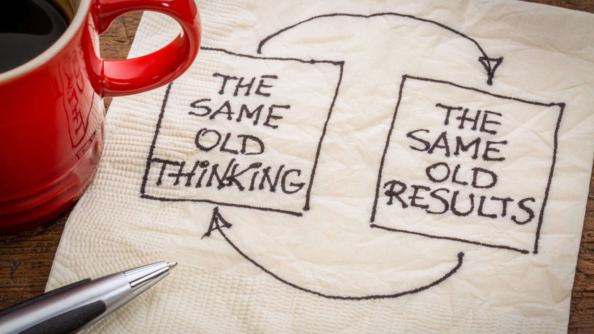 Stop Self-Sabotaging: Fail and Move On