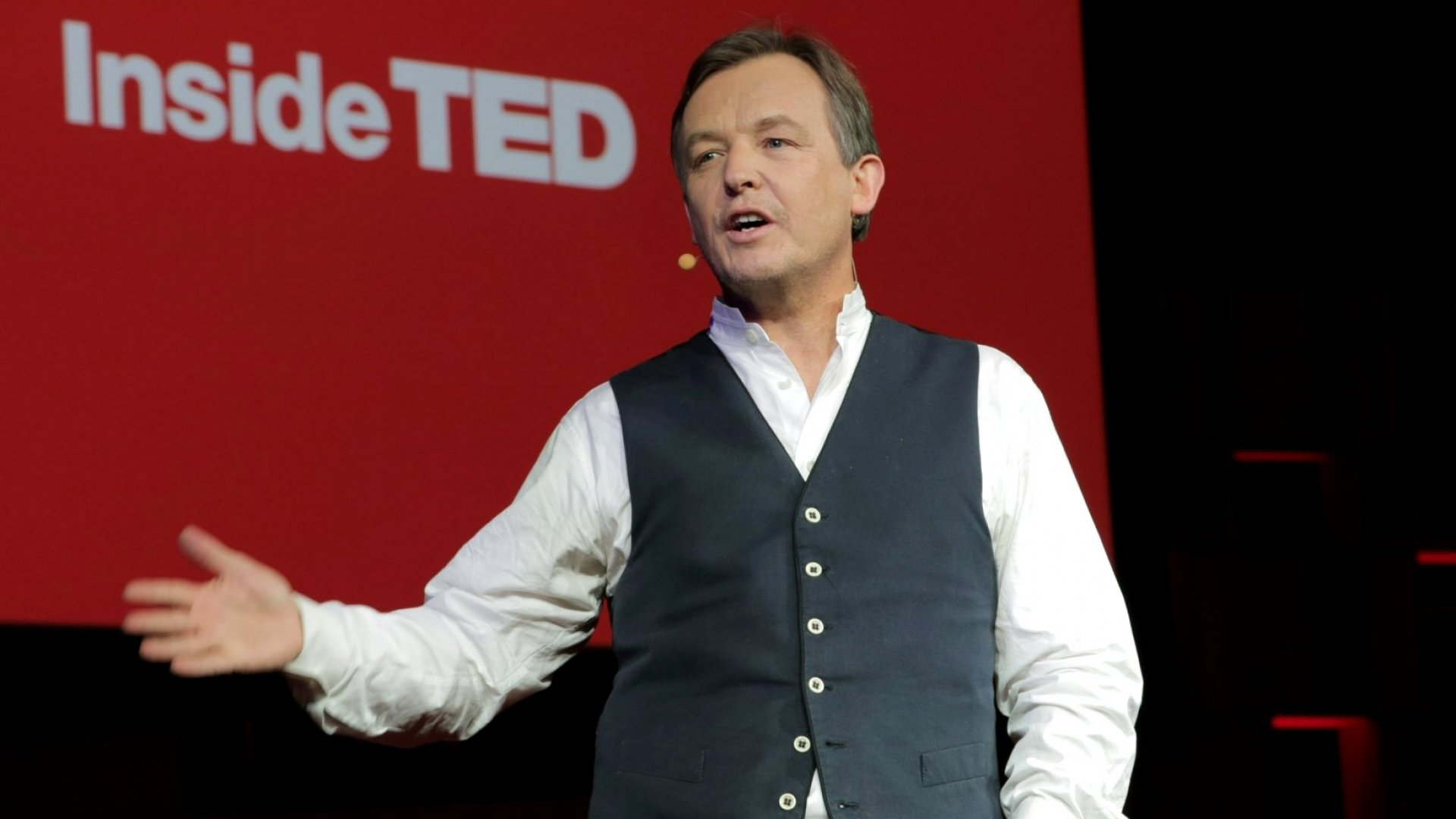 TED Tips on the Best Way to Make an Awful Speech