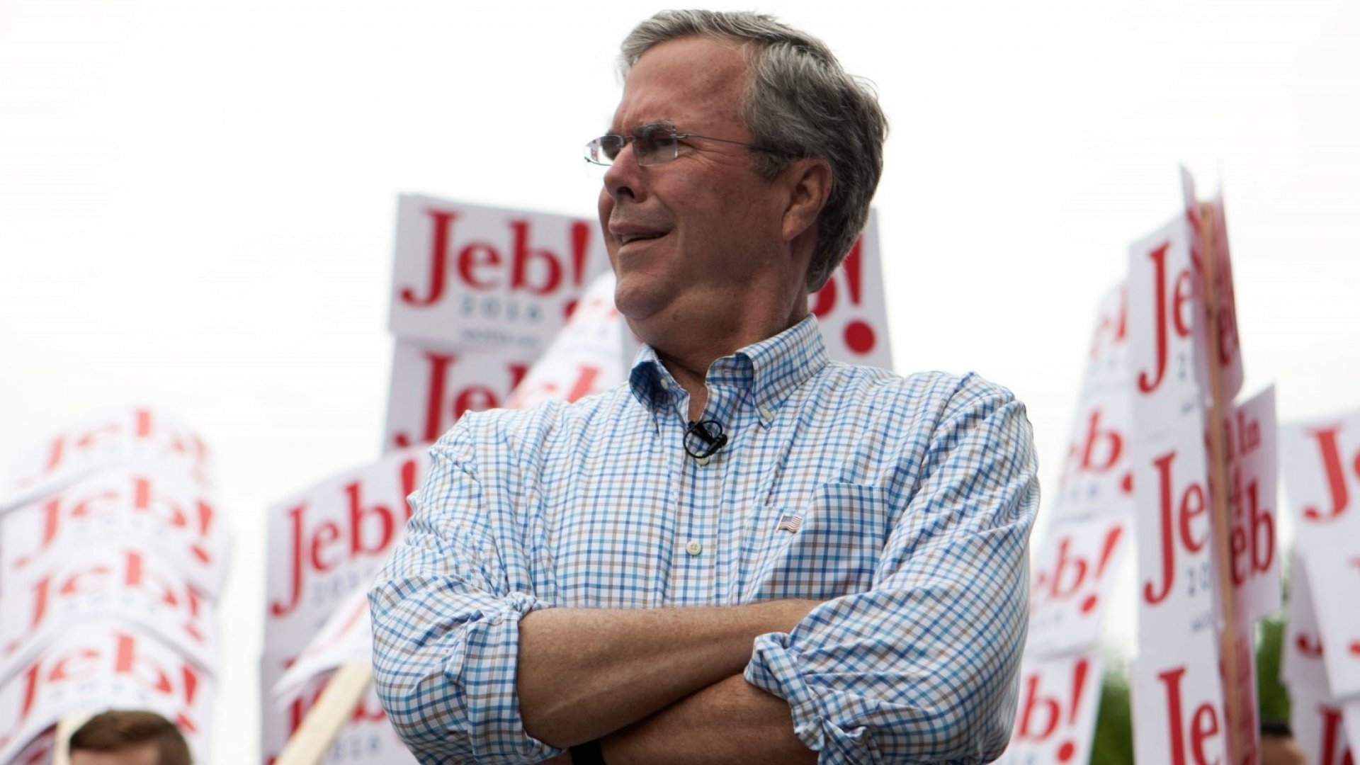 Why Jeb Bush Says You Should Work Longer Hours