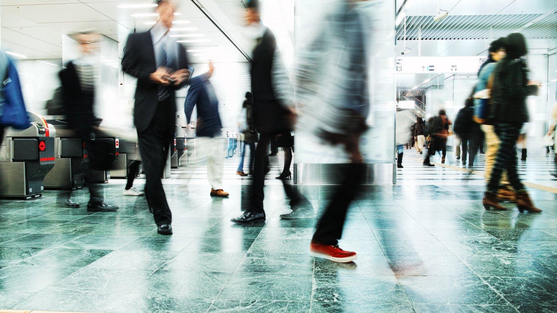Hurry Addiction and The Conscious Entrepreneur