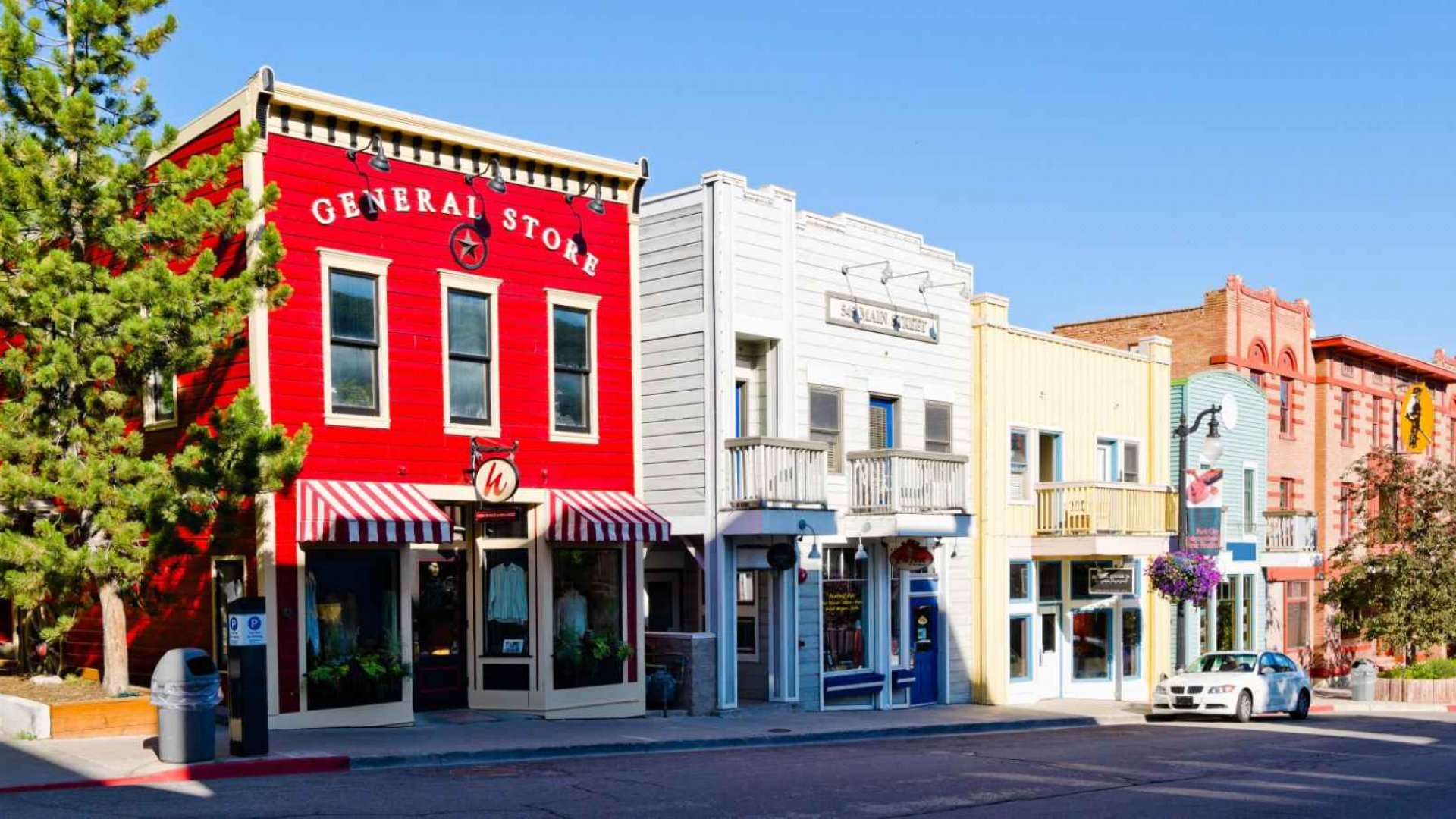 Shop small this Saturday - revitalize your Main Street.
