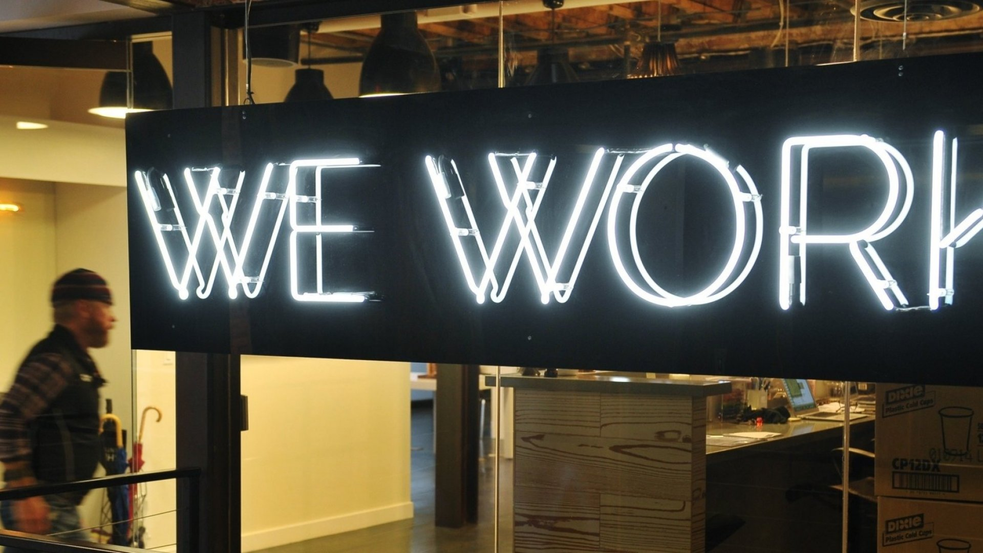 WeWork Is Jumping Into the Fitness Industry