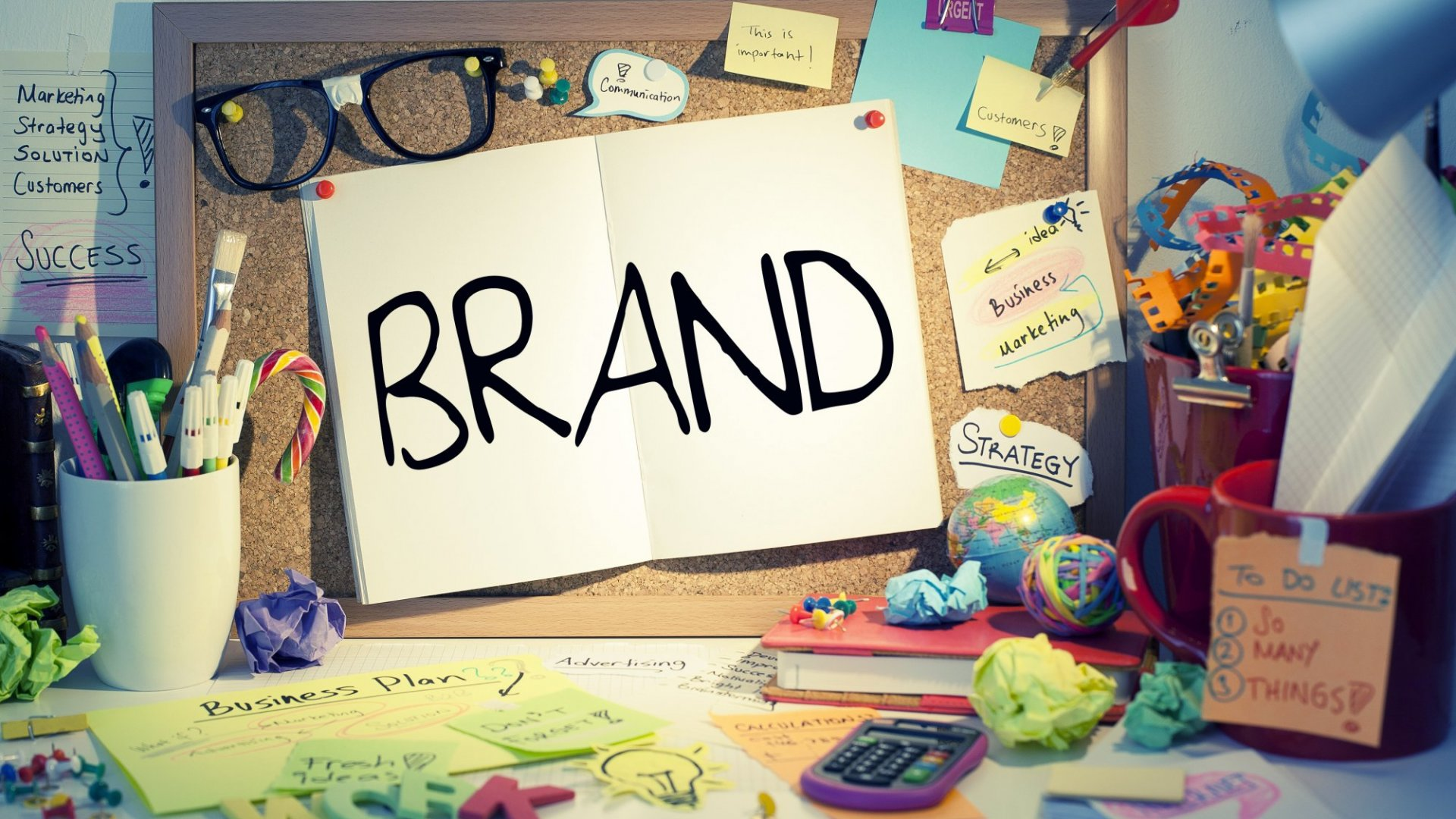"4 ""Must Do's"" To Get Your Brand Right - Part 2"