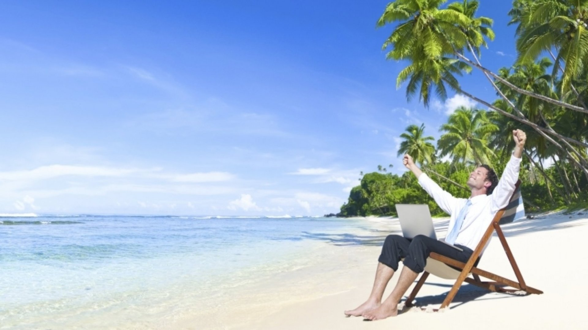 Why Unlimited Vacation Isn't Just for Startups
