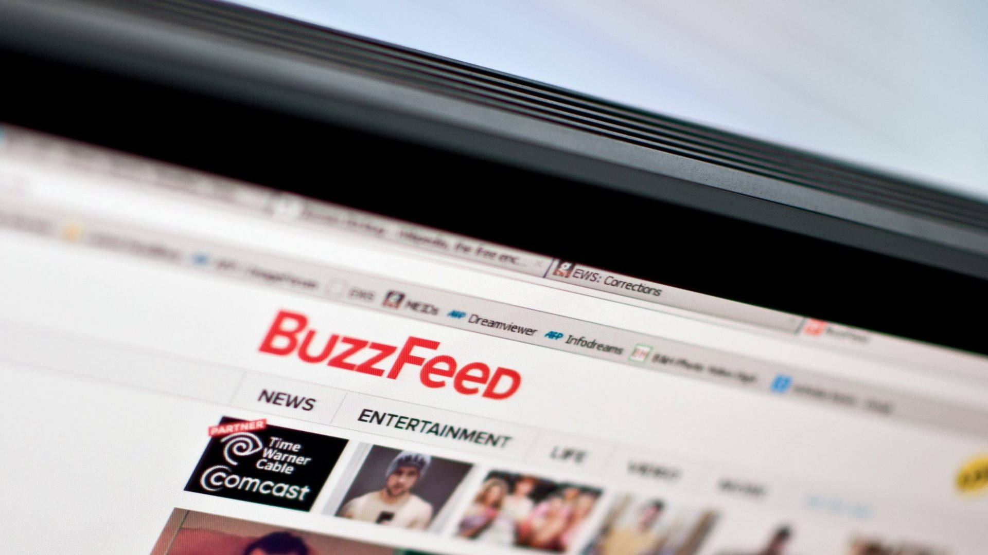 BuzzFeed Is Now Worth $1.5 Billion