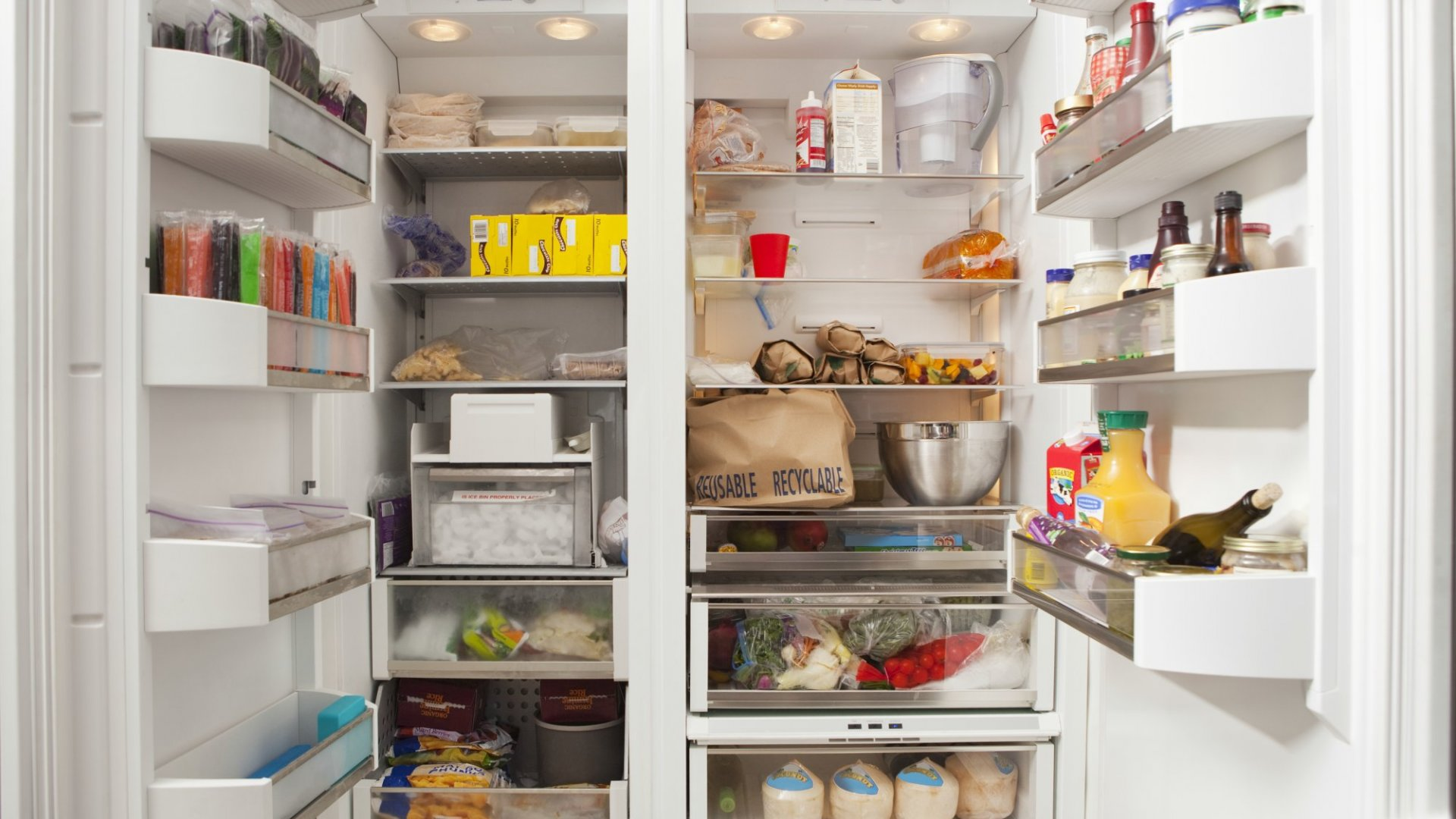 Walmart Wants to Deliver Groceries Straight to Your Fridge (Even If You're Not Home)