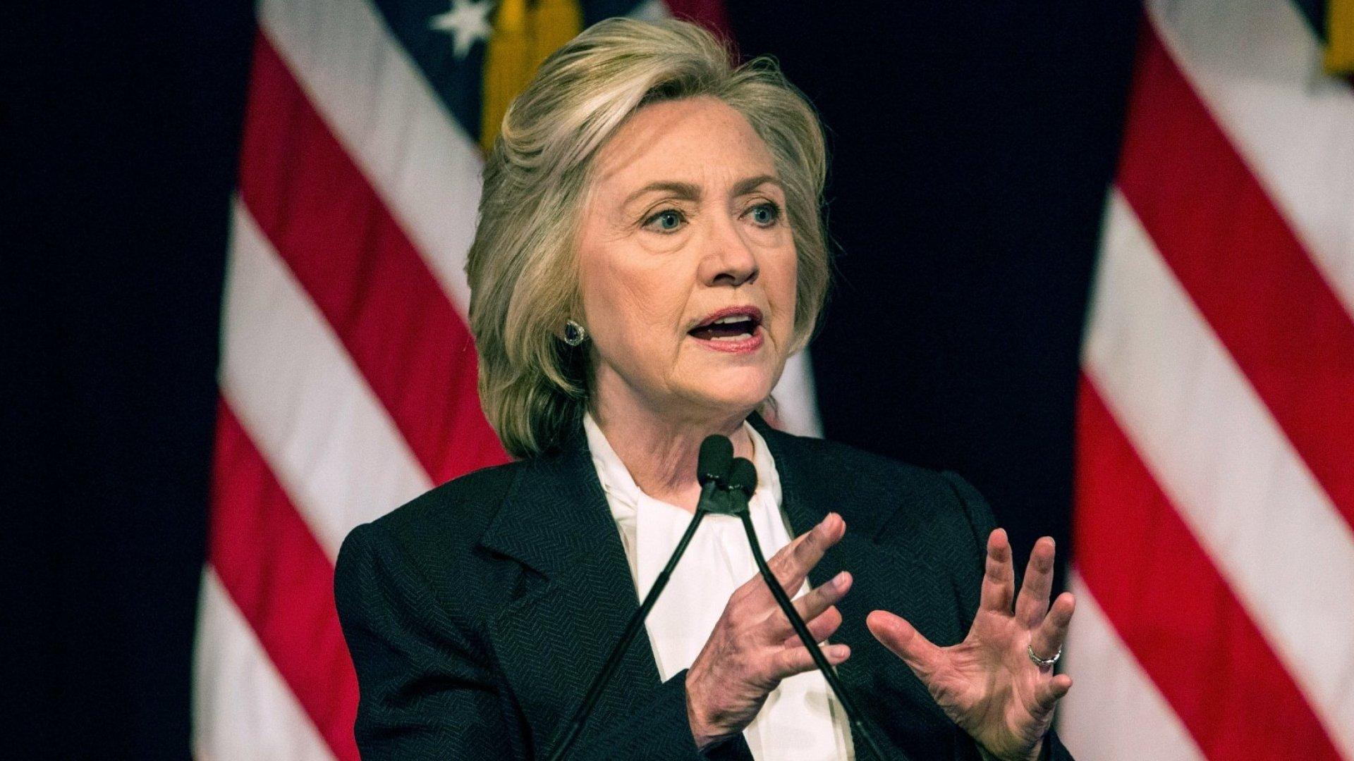Brace Yourself for 'Hillarynomics'
