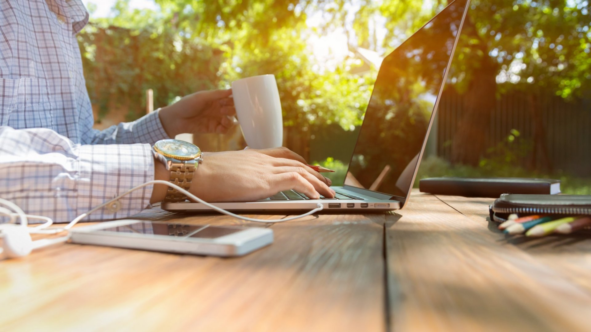 Managing a remote workforce requires team, tools and trust.