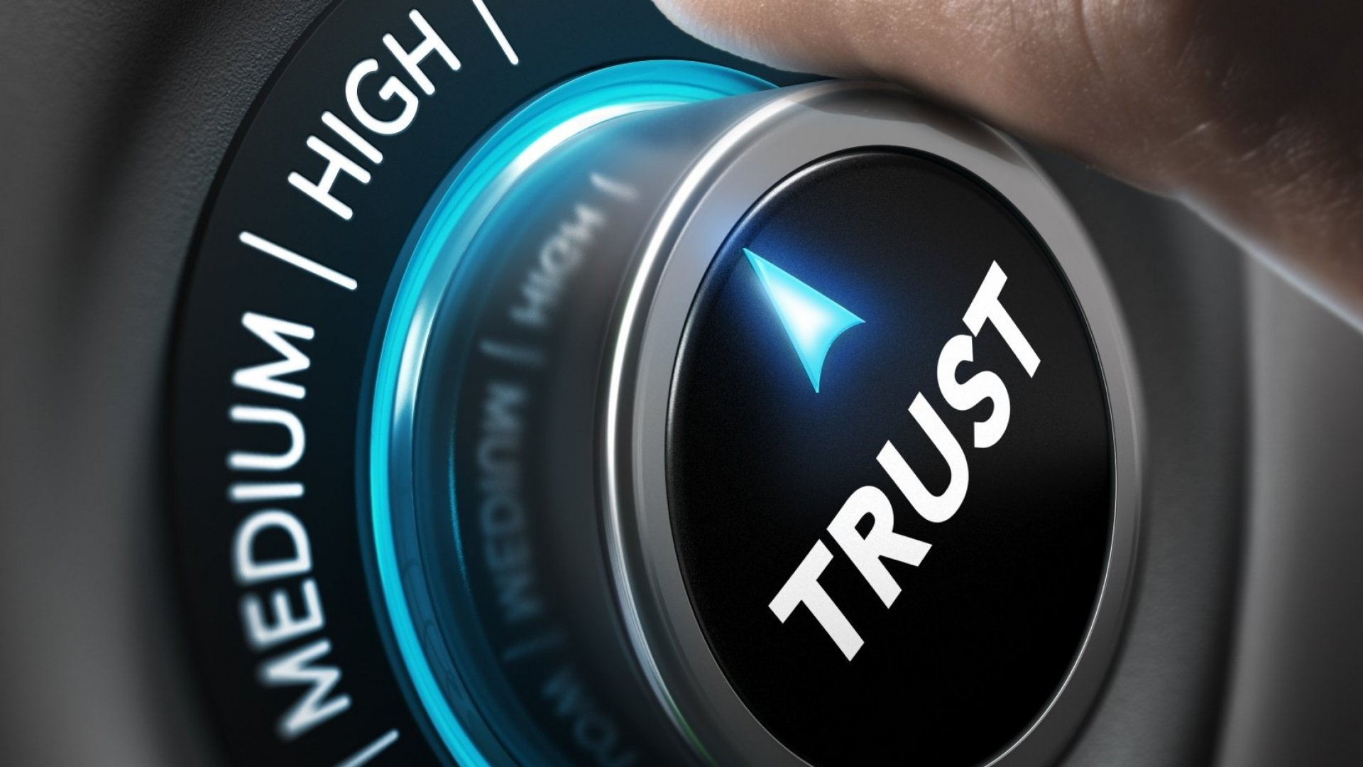 Why Successful Leaders Lead With Trust