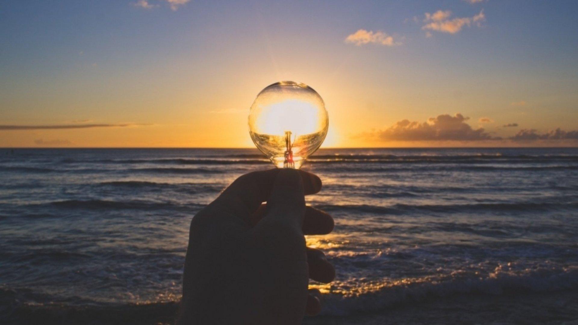 9 Surprising Moments When Great Ideas Happen