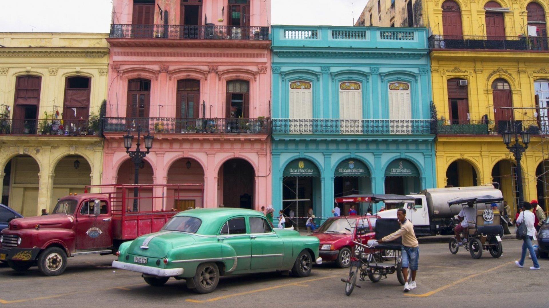 Cuba: The U.S. Entrepreneur's Next Best Frontier