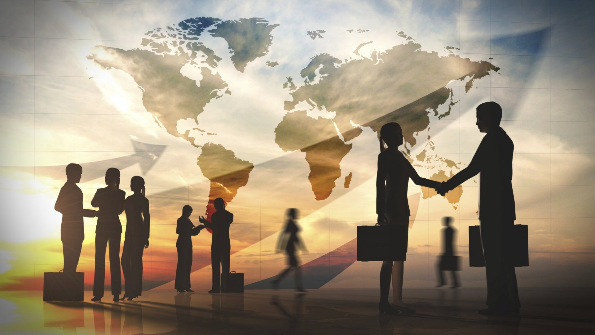 3 Steps to Building a Global Business