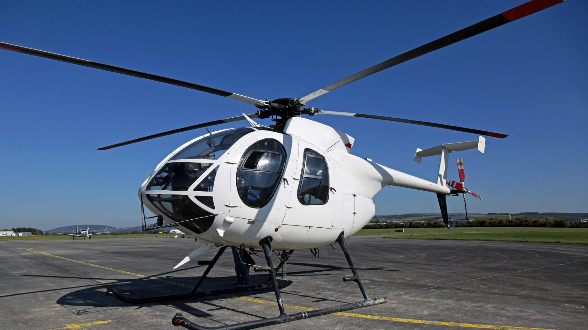 What I Learned by Owning a Helicopter