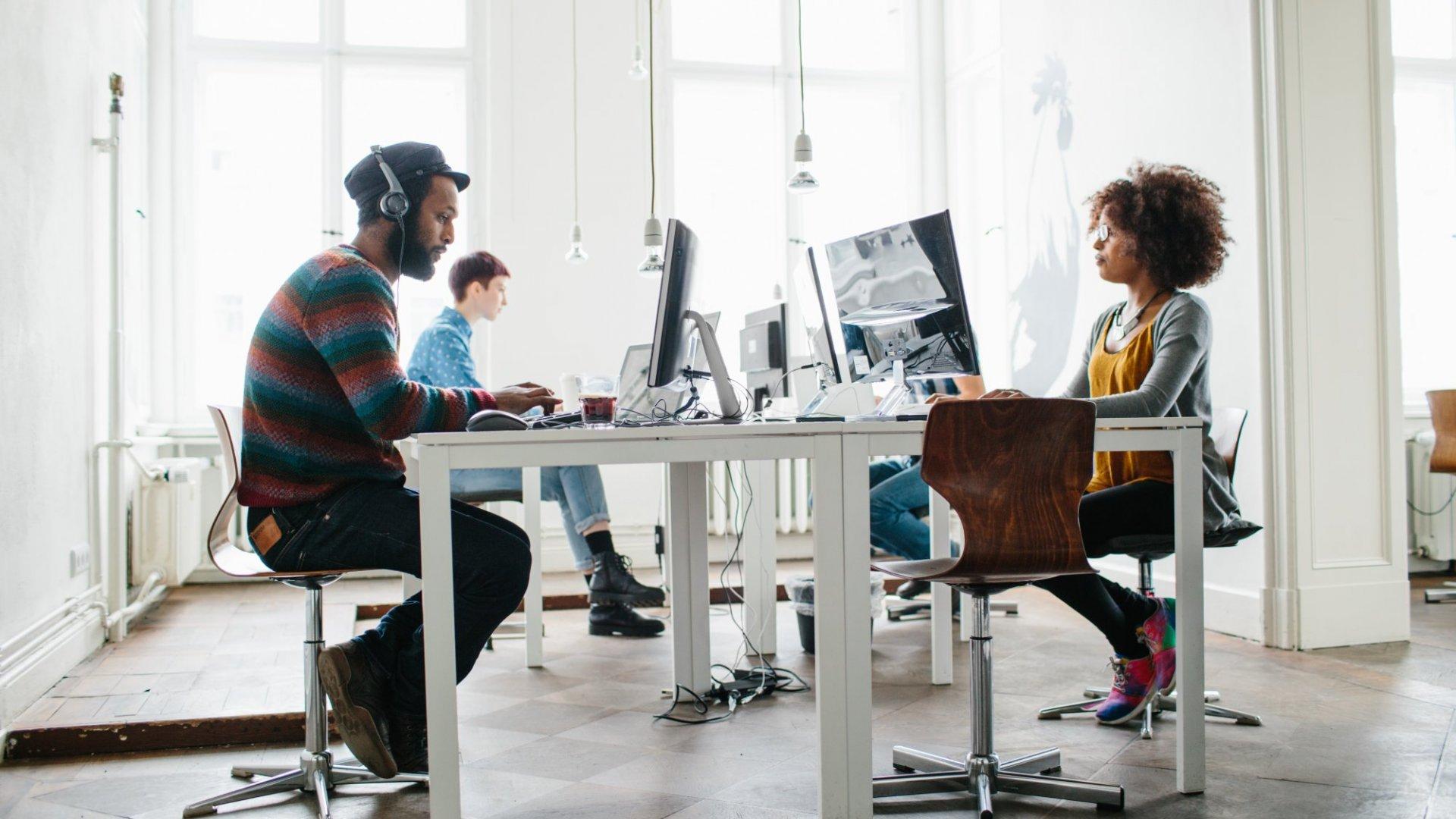 New Data Reveals Which JobsAttractMillennialsLike Honey, Which Jobs Repel Them Like Vinegar