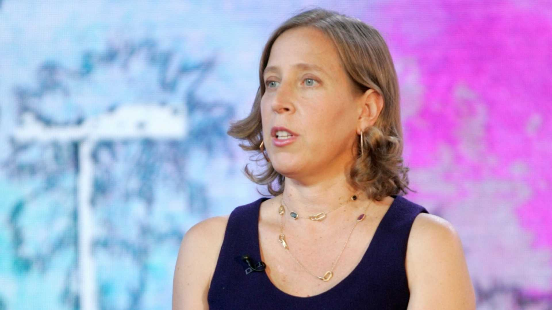 Susan Wojcicki, CEO of YouTube.