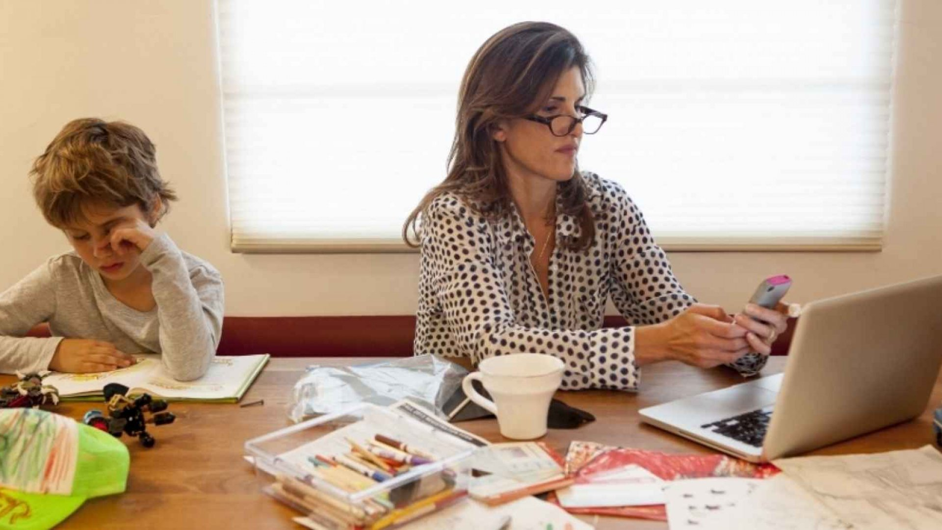 The Best (and Worst) States for Working Moms