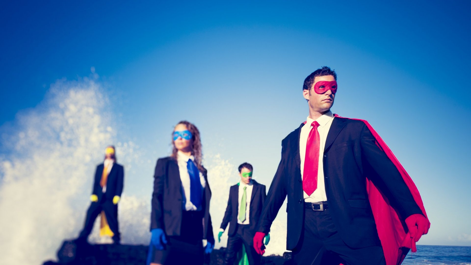 Entrepreneurship Isn't Like An Action Movie -- Here Are 4 Things You Need To Know Going In