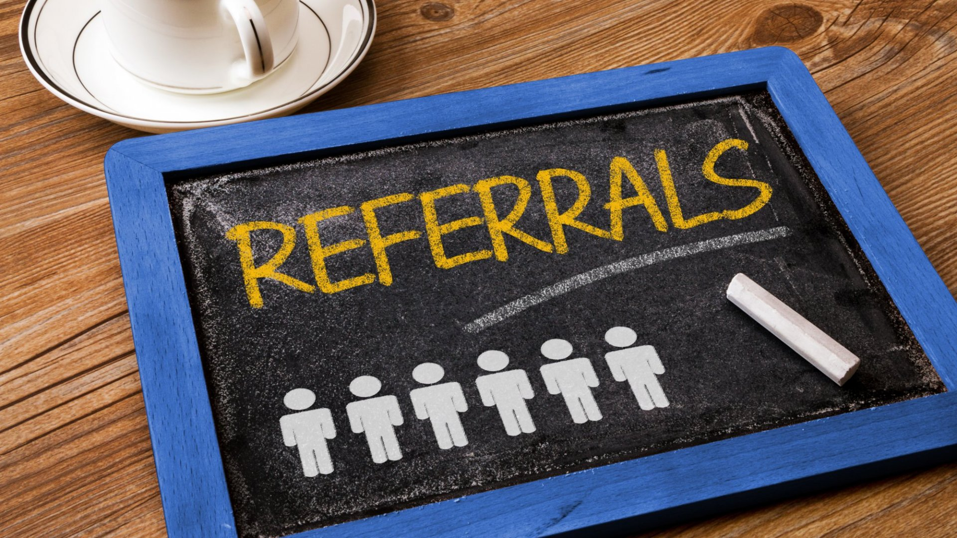 How to Get Business Referrals Pouring in Like Crazy