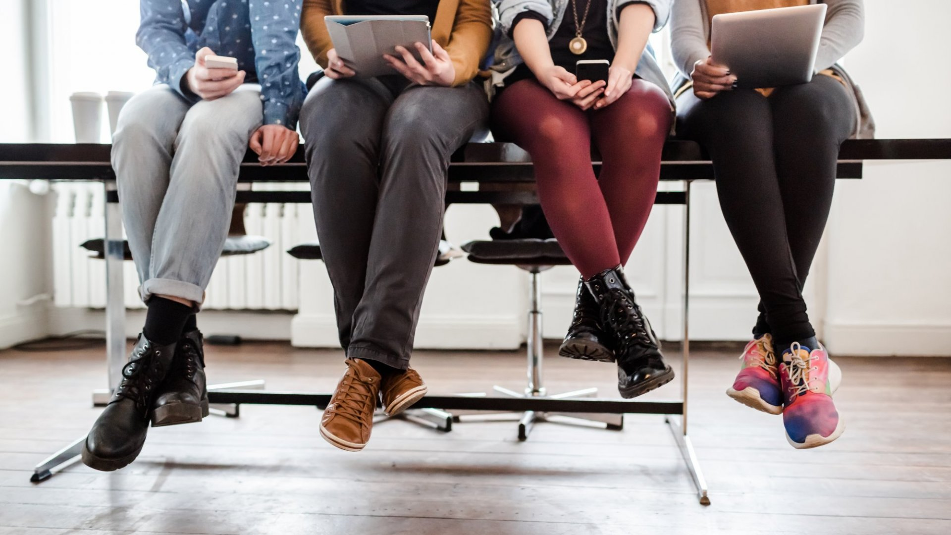 Forget What You've Heard About Millennials at Work. We All Want the Same Thing