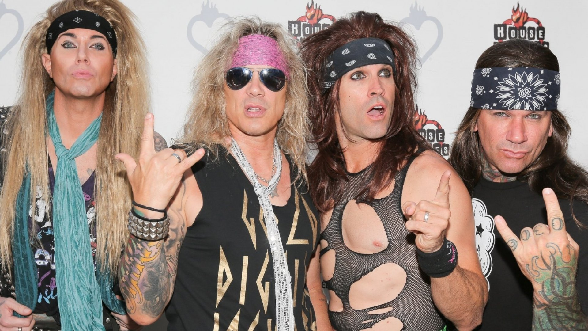 When Self-Management Is the Best Management: How Steel Panther Make Music, Entertain Fans, and Run a Thriving Business