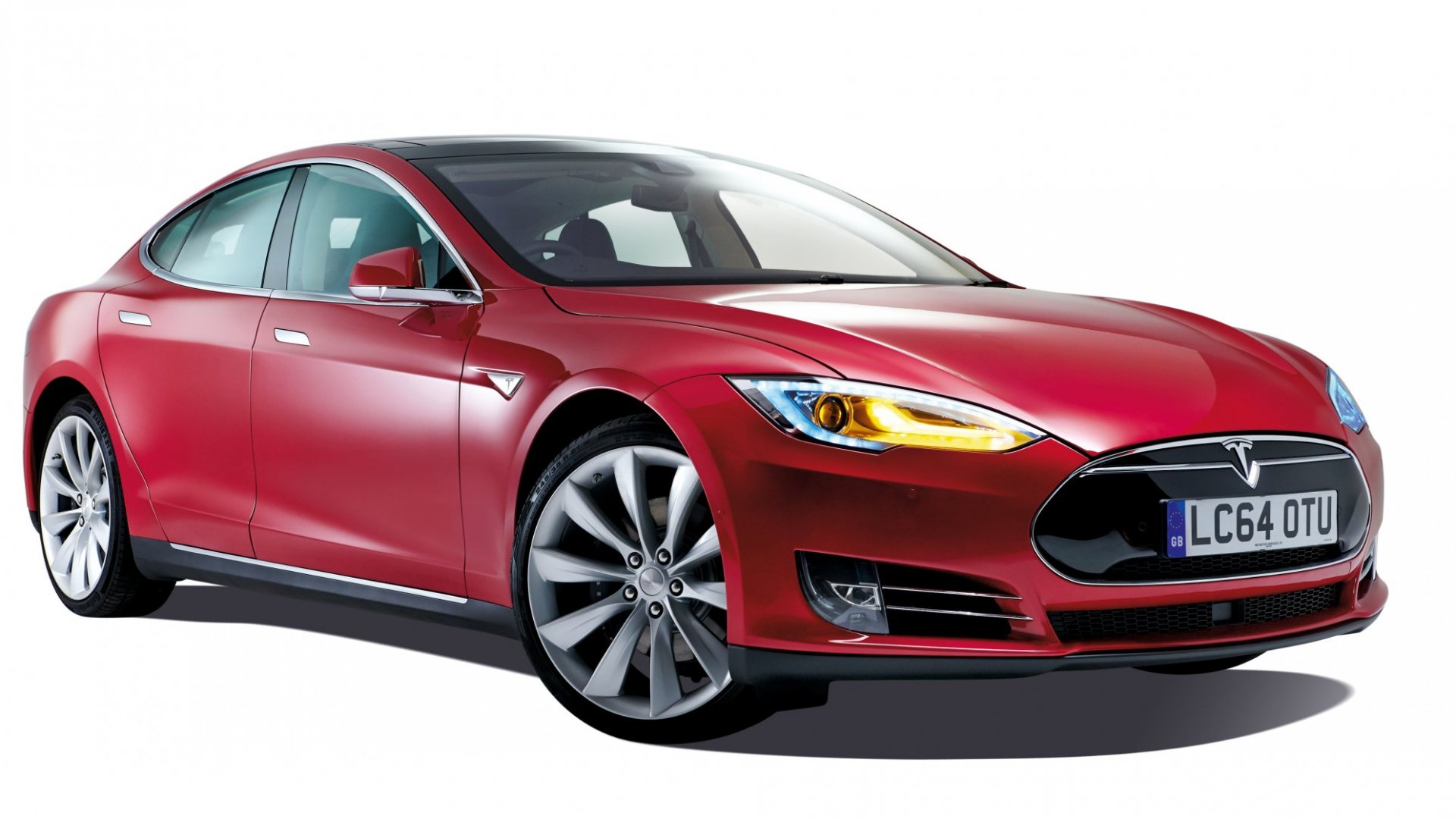 New Tesla Model S Now Third-Fastest-Accelerating (Street Legal) Car Ever Made