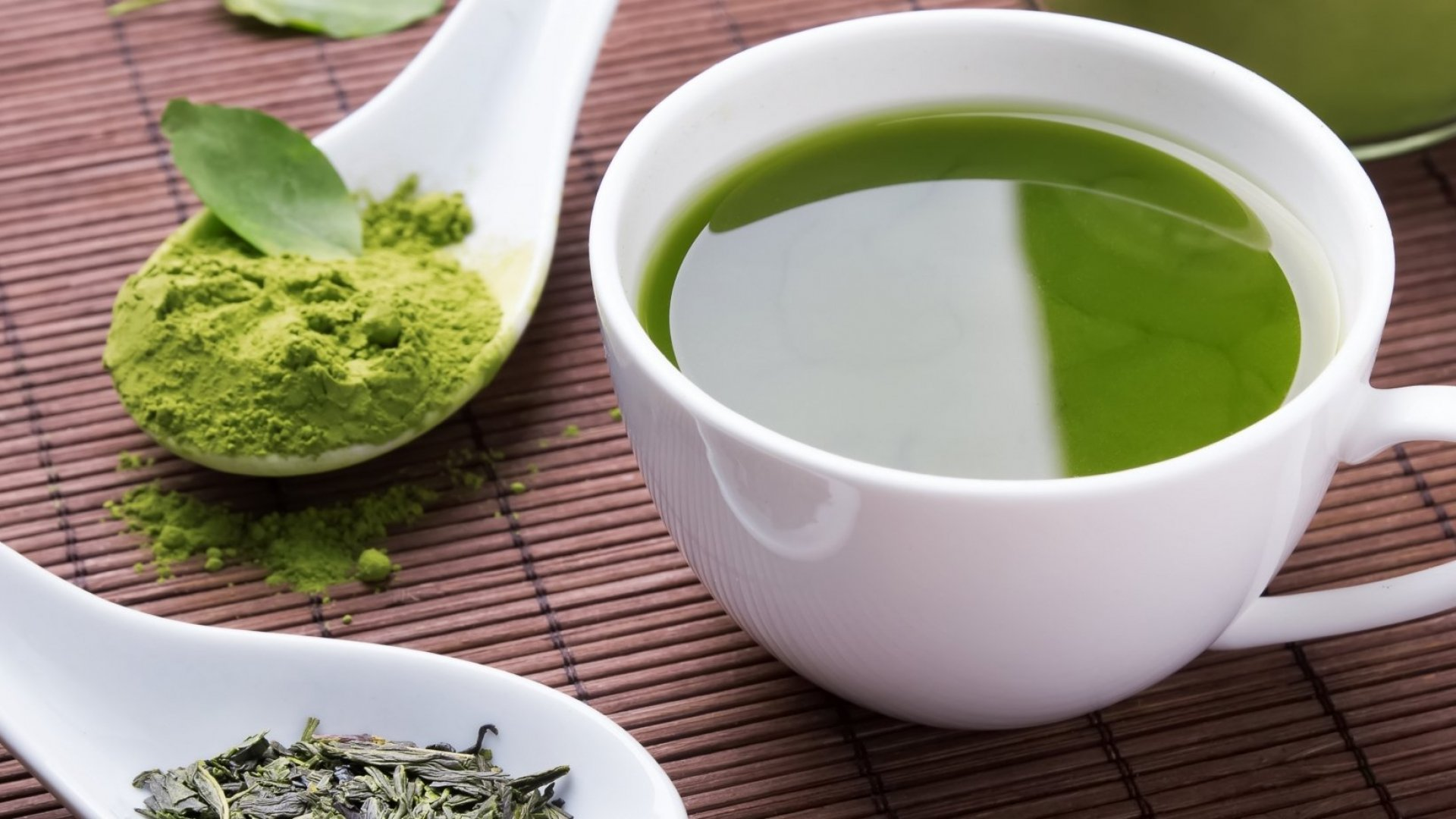 Here's Yet Another Reason to Sip Green Tea (Hint: You Love Being Able to Remember, Right?)