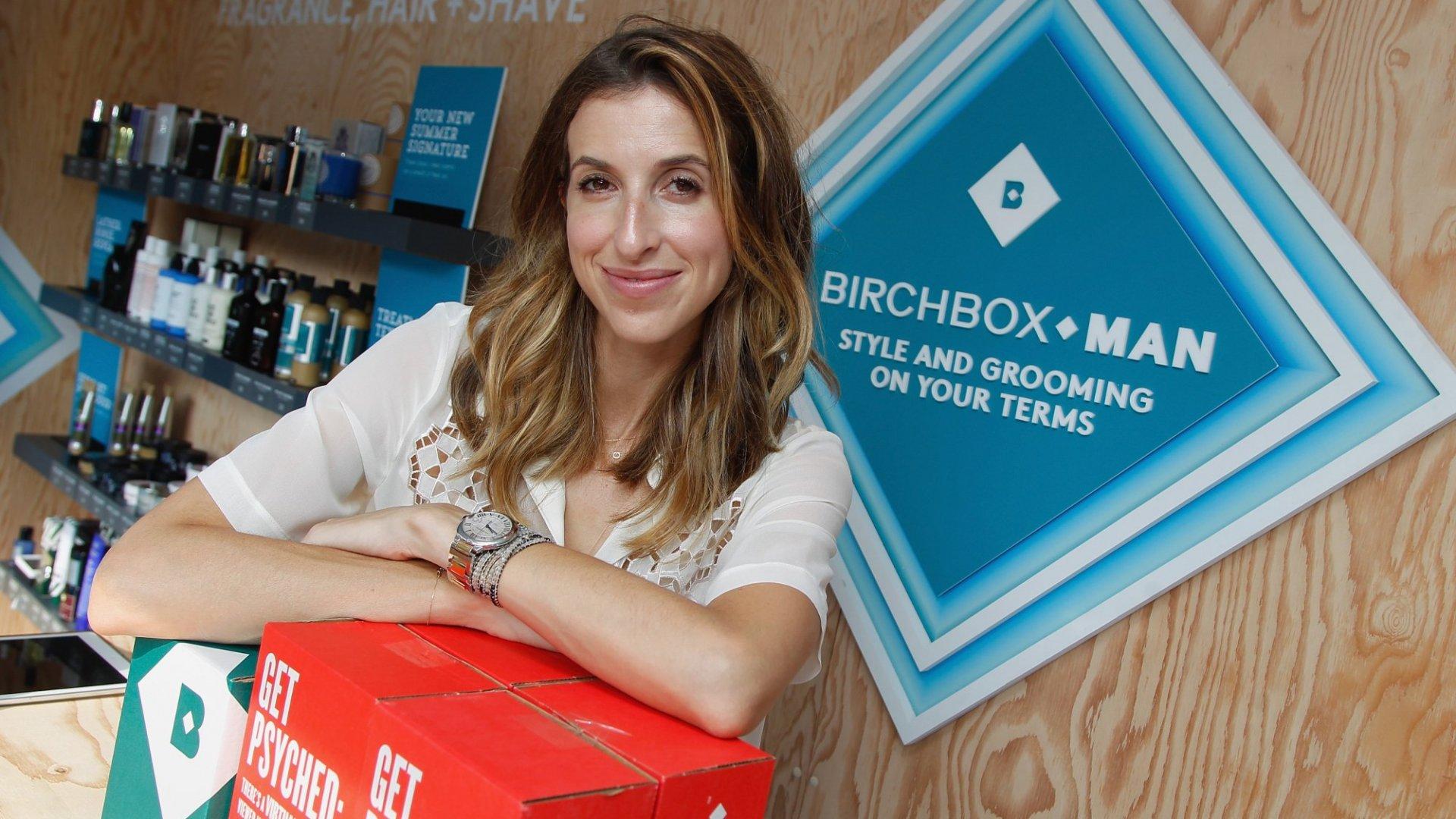 Birchbox Halts Expansion Plans in Effort to Become Profitable