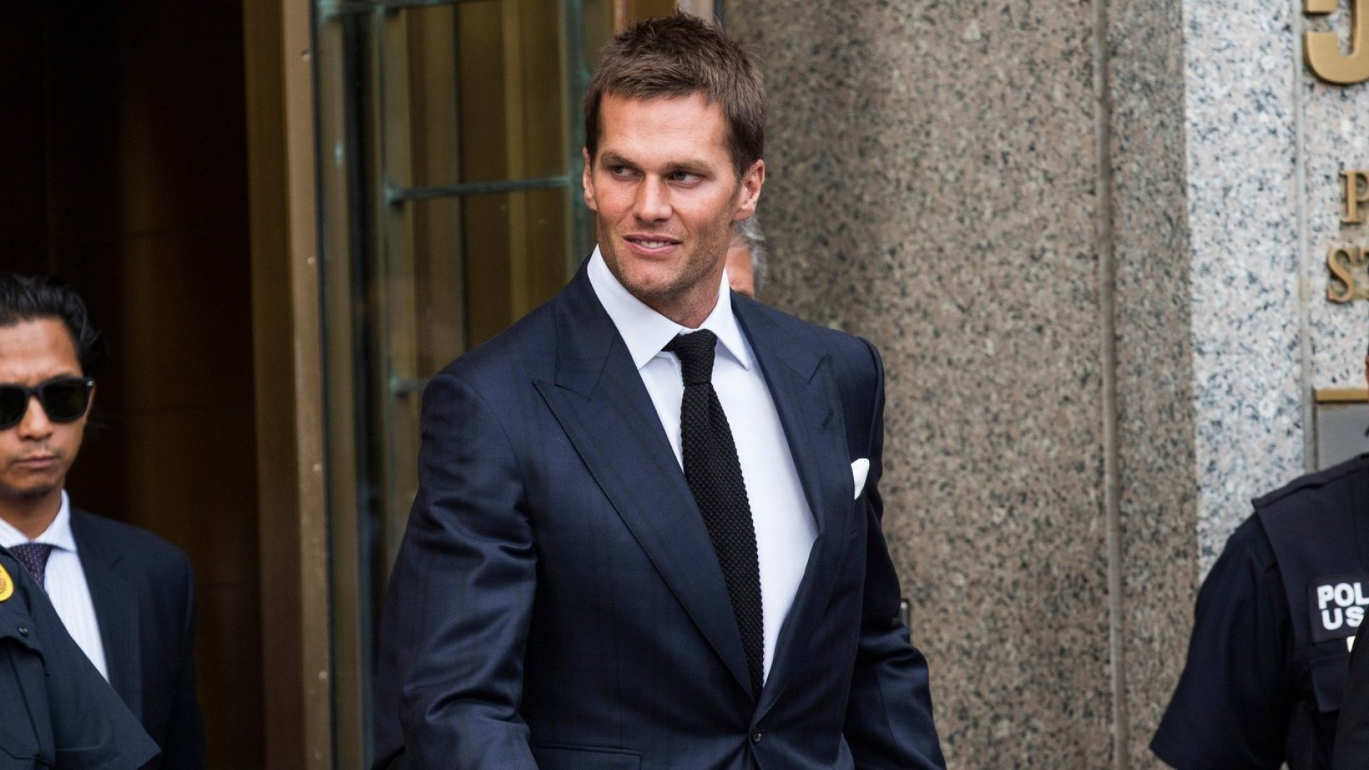 3 Leadership Lessons From Tom Brady's Exile