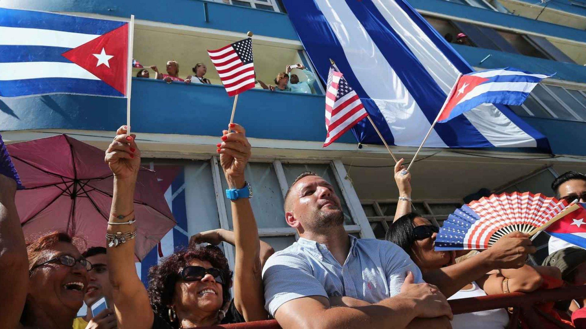 10 U.S. Companies Setting Up Shop in Cuba ASAP