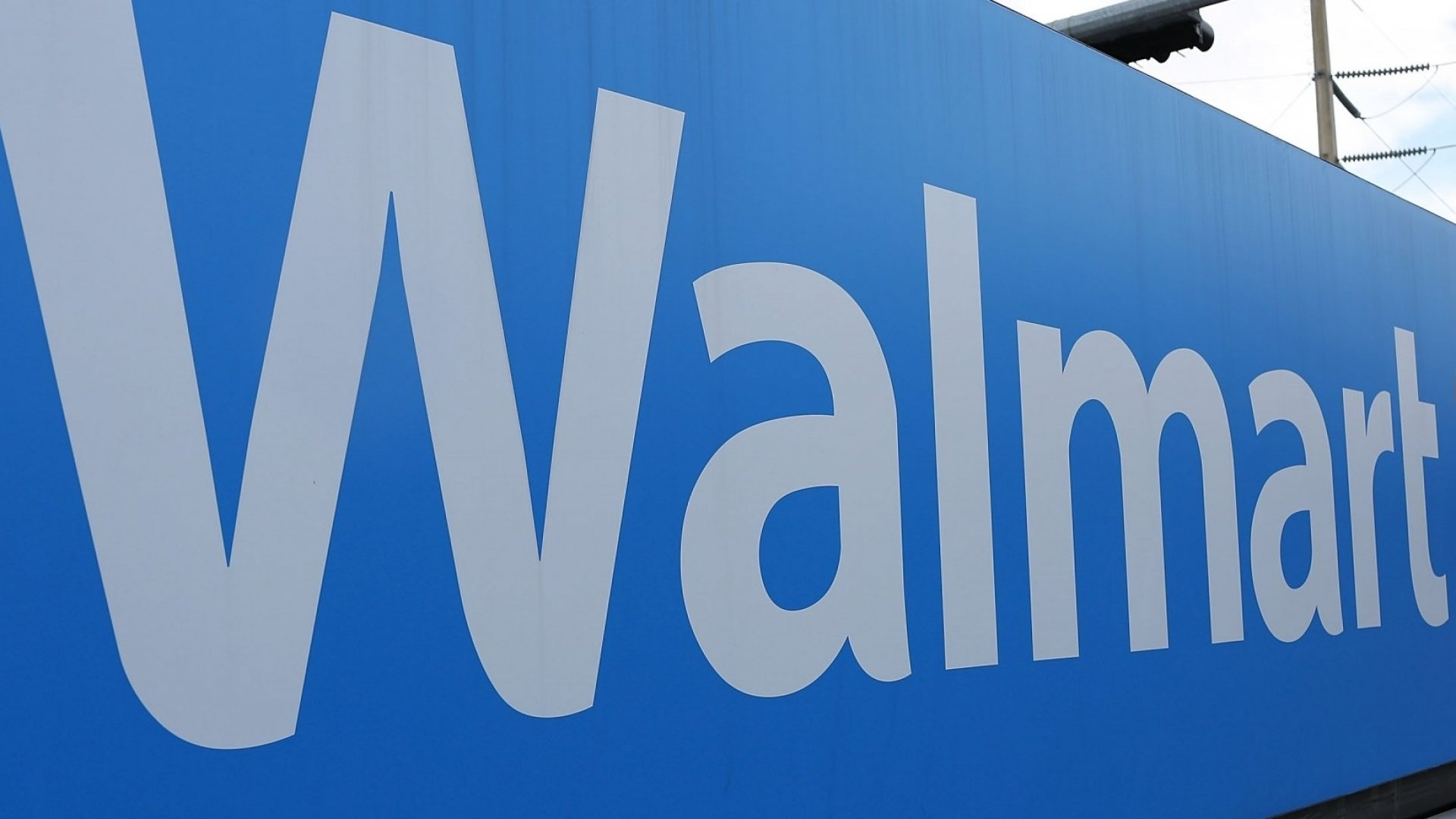 Drones Will Soon Take Over Inventory Checks at Walmart