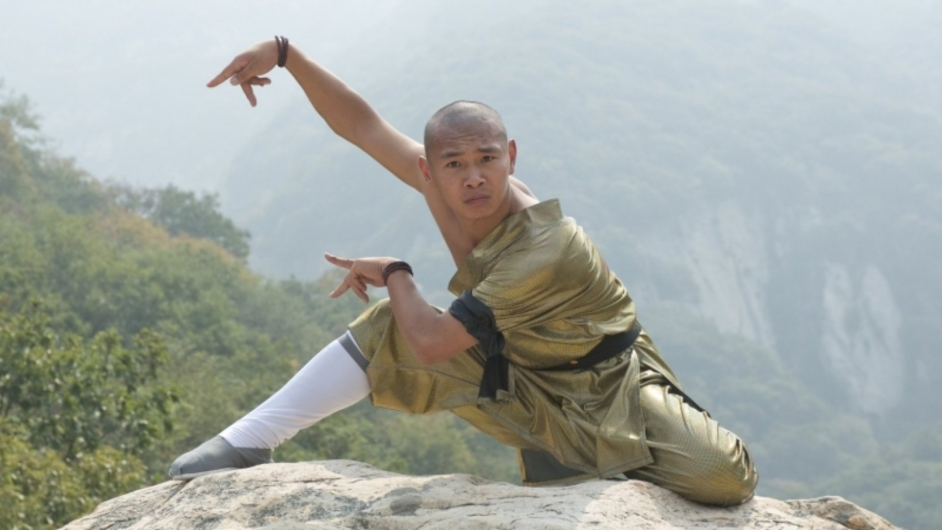 4 Ways to Fight Stress Like a Warrior Monk