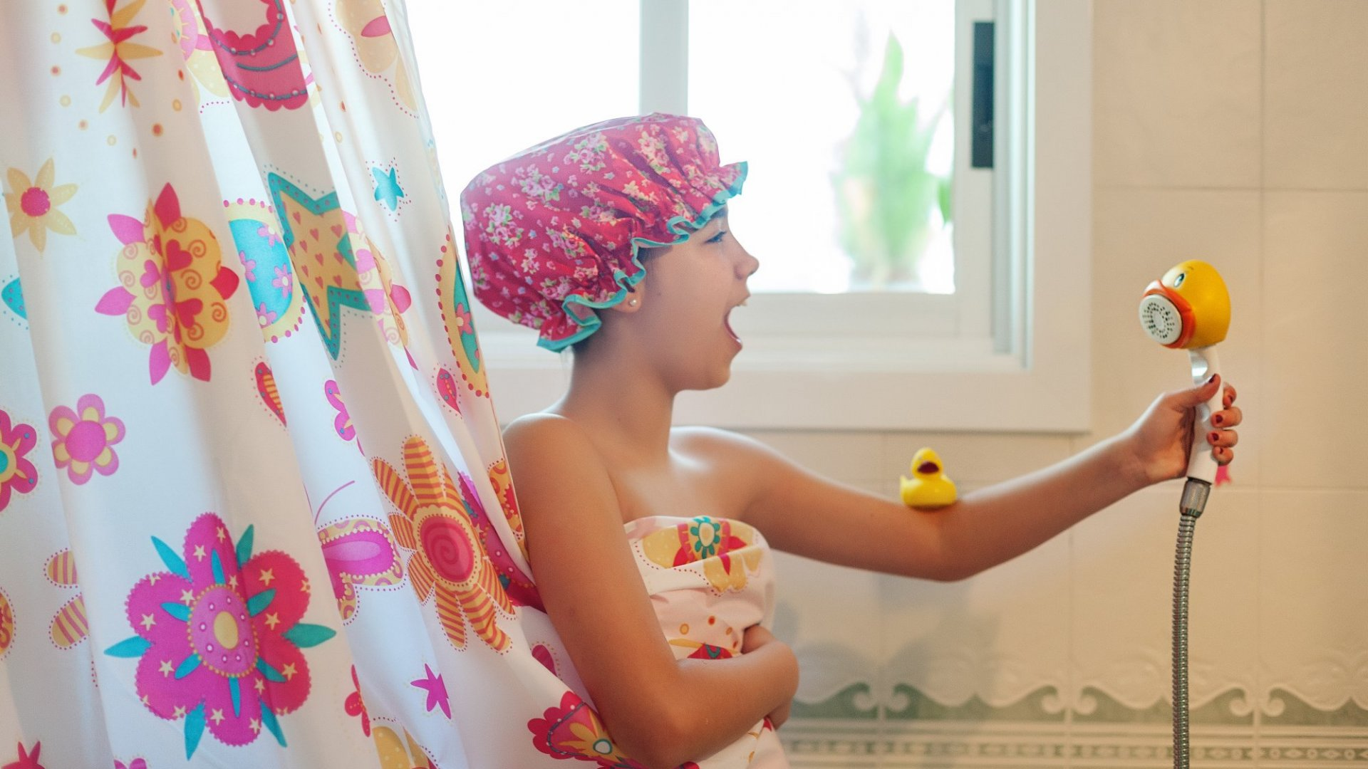 Need a New Idea? Study Says Go Take a Shower