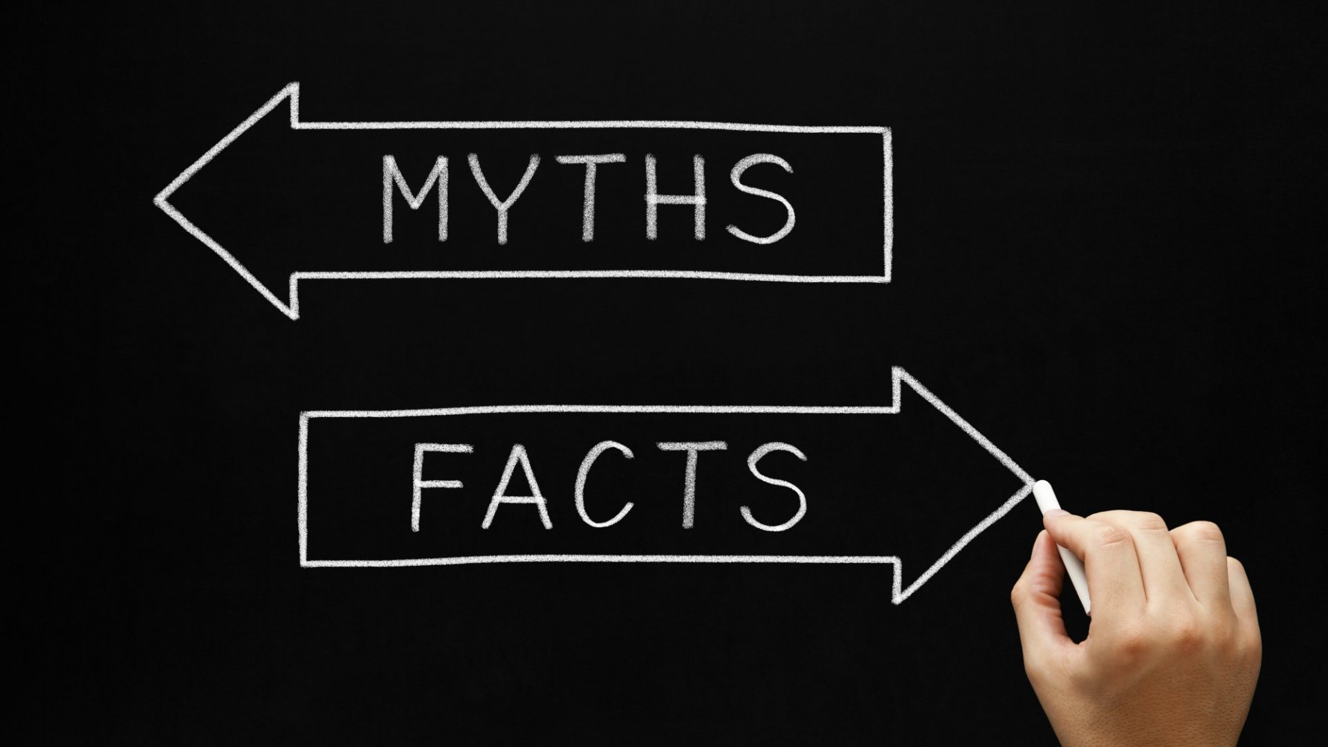 4 Myths About Success That Too Many People Still Fall For