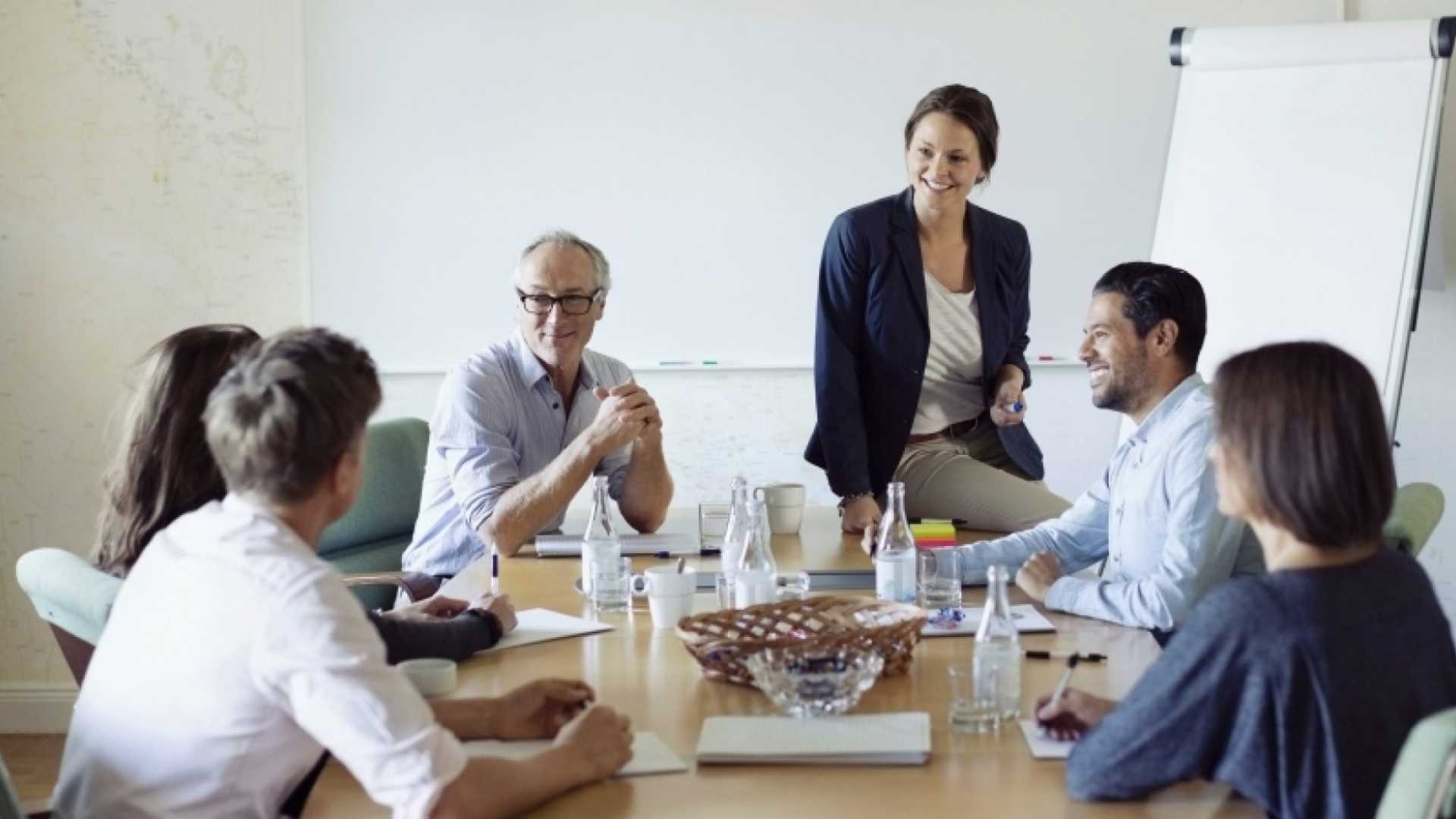 A 5-Step Guide For More Productive Meetings