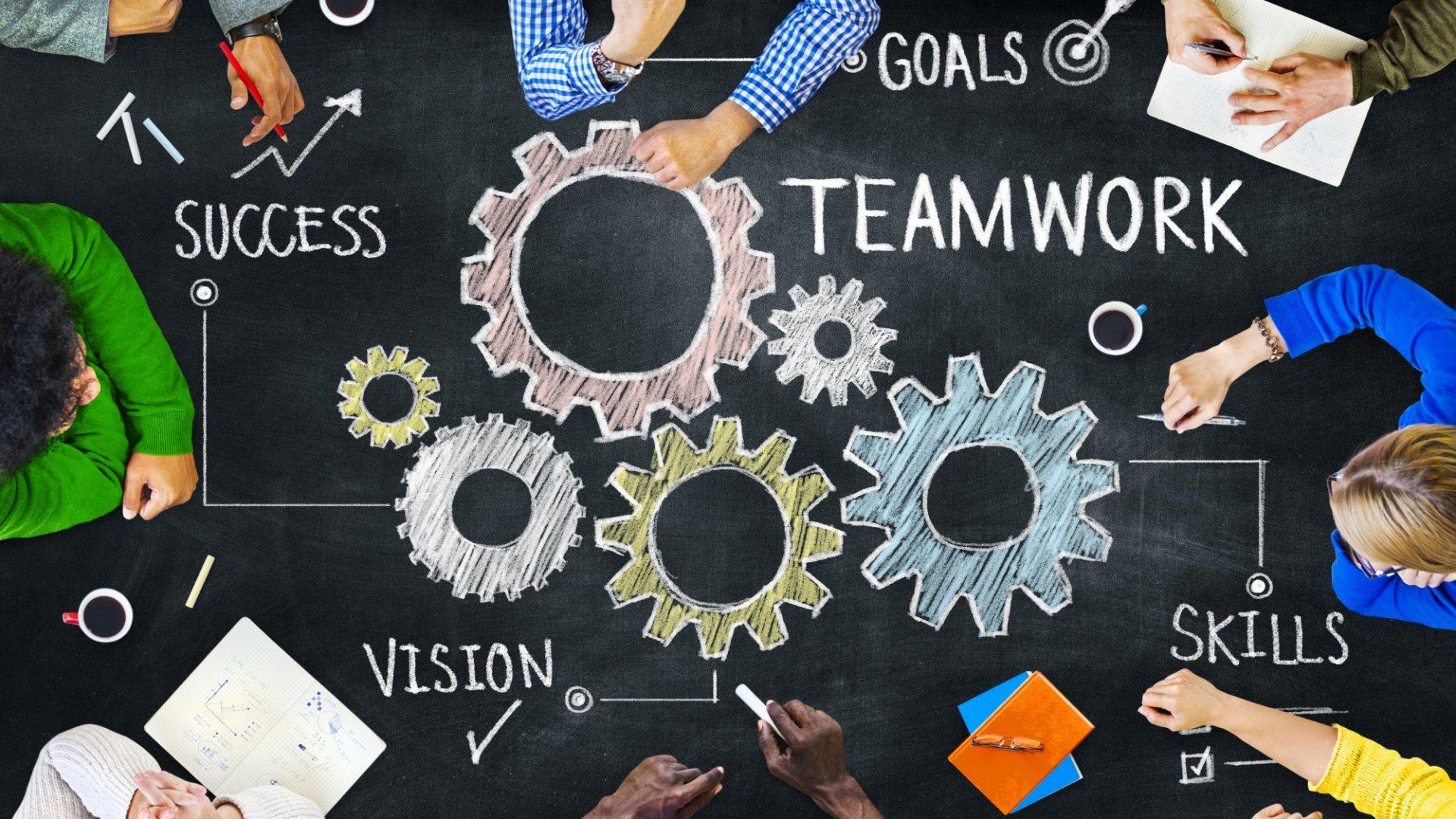 Why the Best Innovators Work In Teams