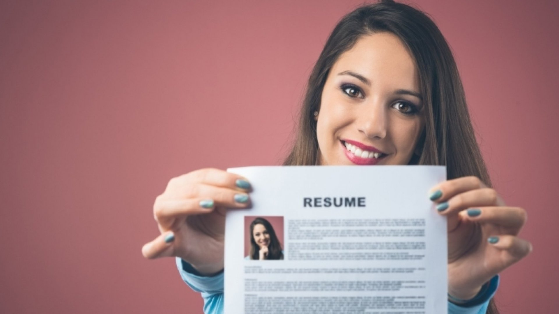 7 Resume Mistakes That Make You Look Really Unprofessional