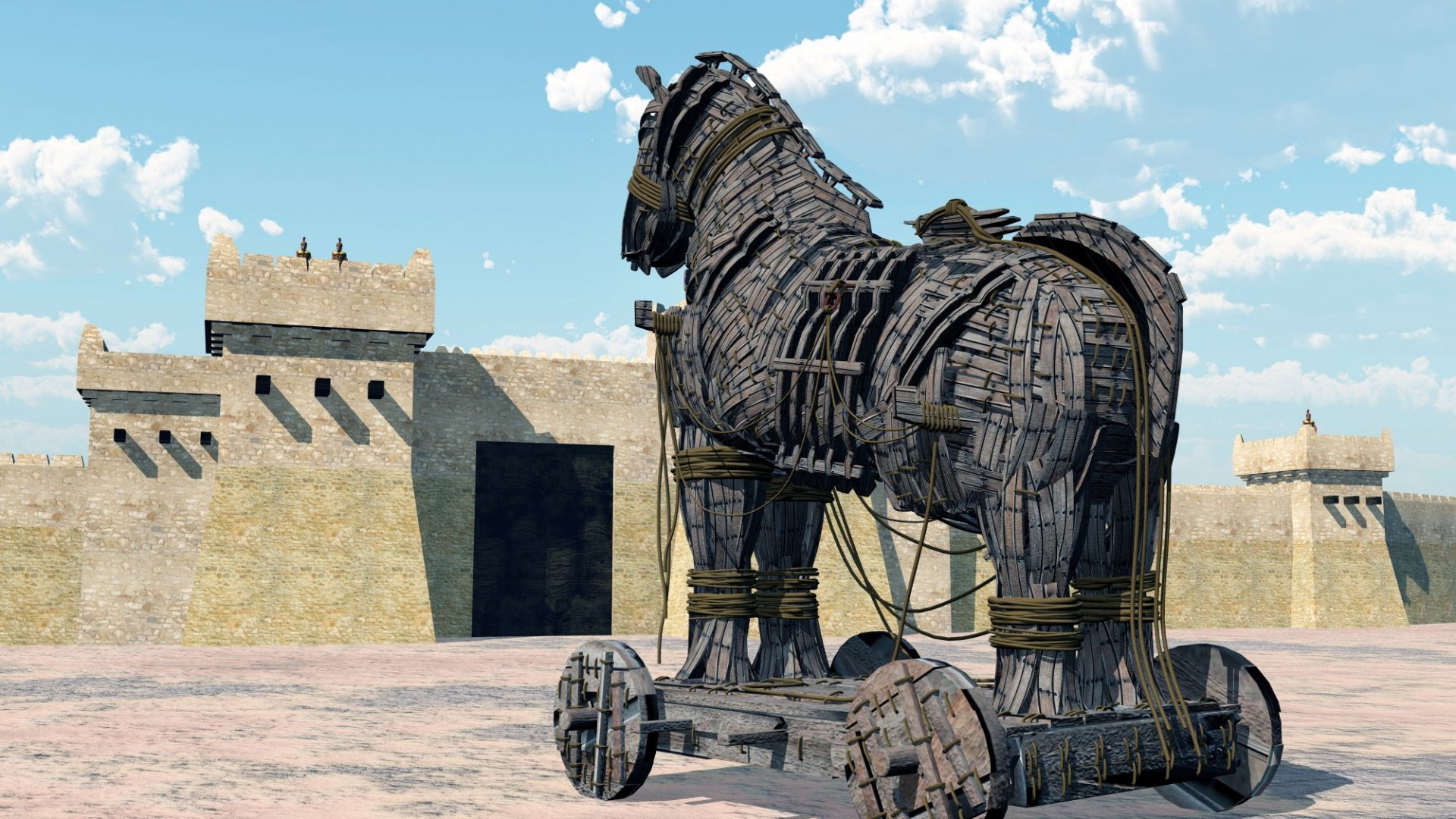 Is There a Trojan Horse in Your