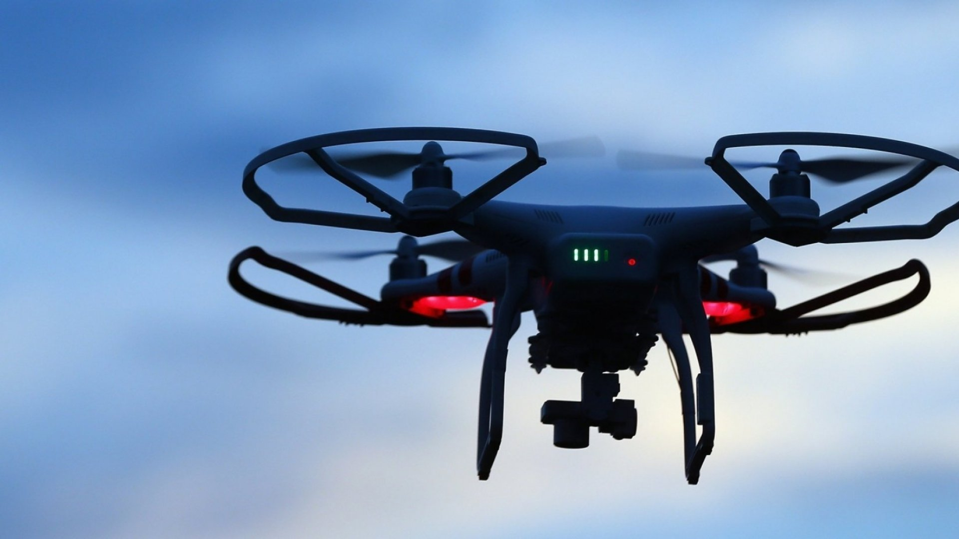 Coming Soon From Apple: A Drone That Can Fly Itself (and Follow Humans)