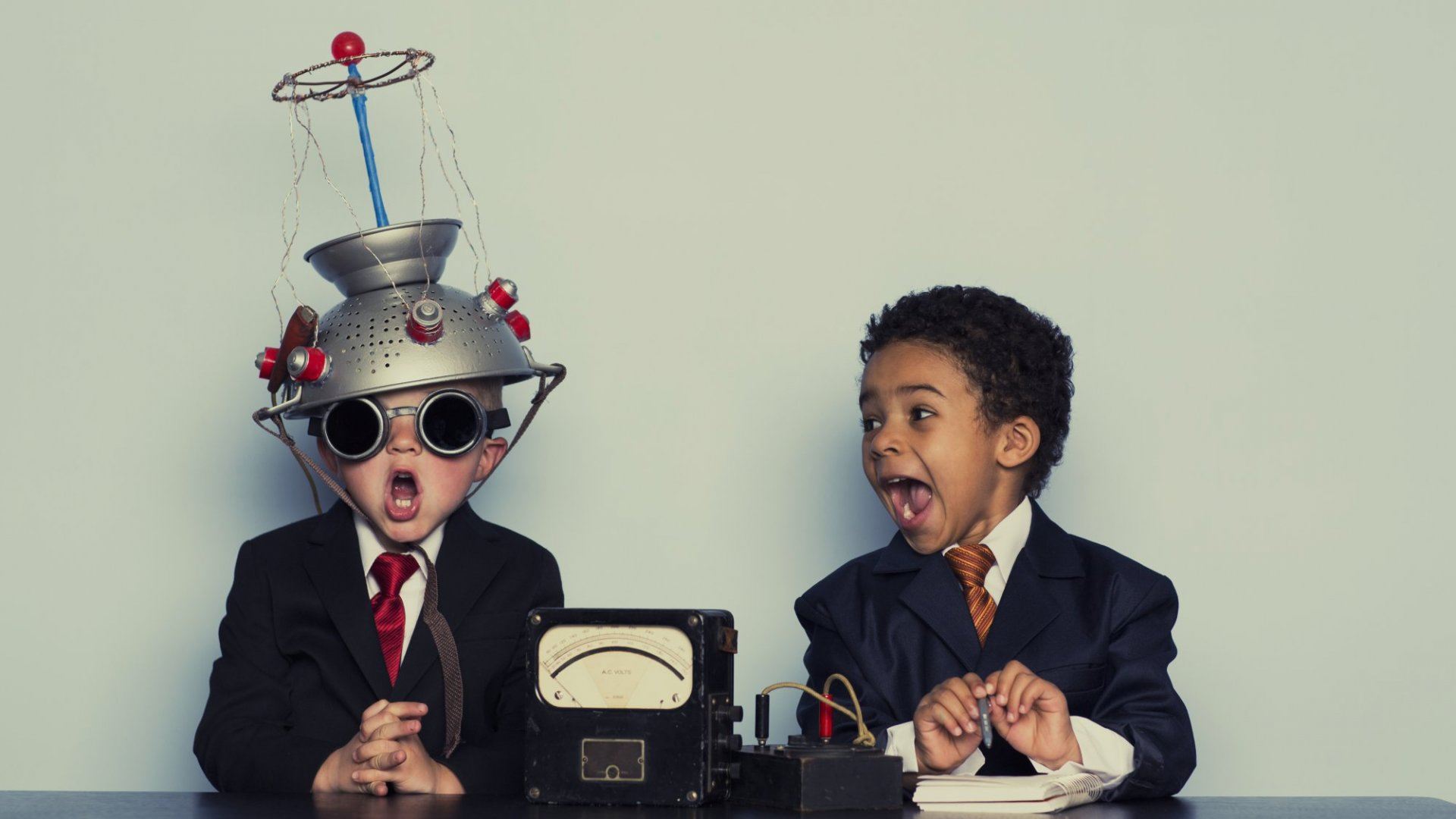 Why You Need to Think Like A Disruptor-In-Chief