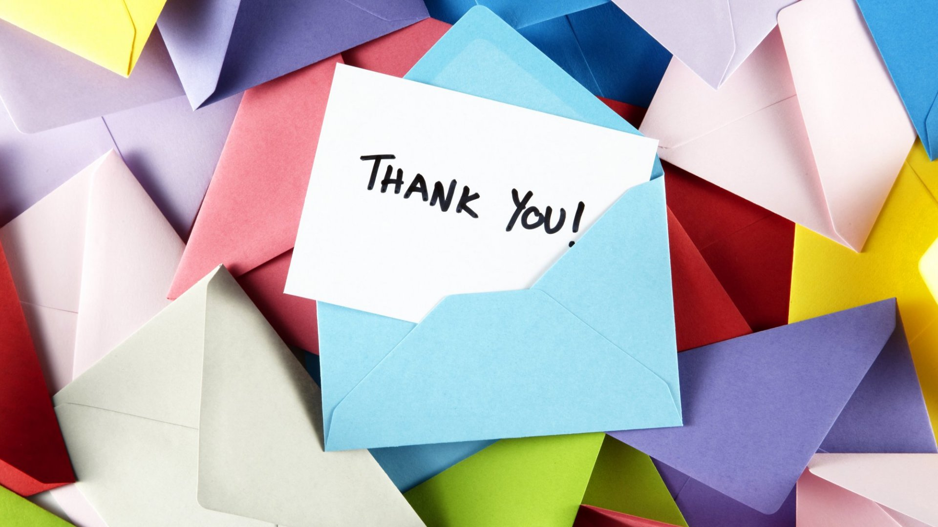 Why the Best Leaders I Know Write 'Thank You' Notes
