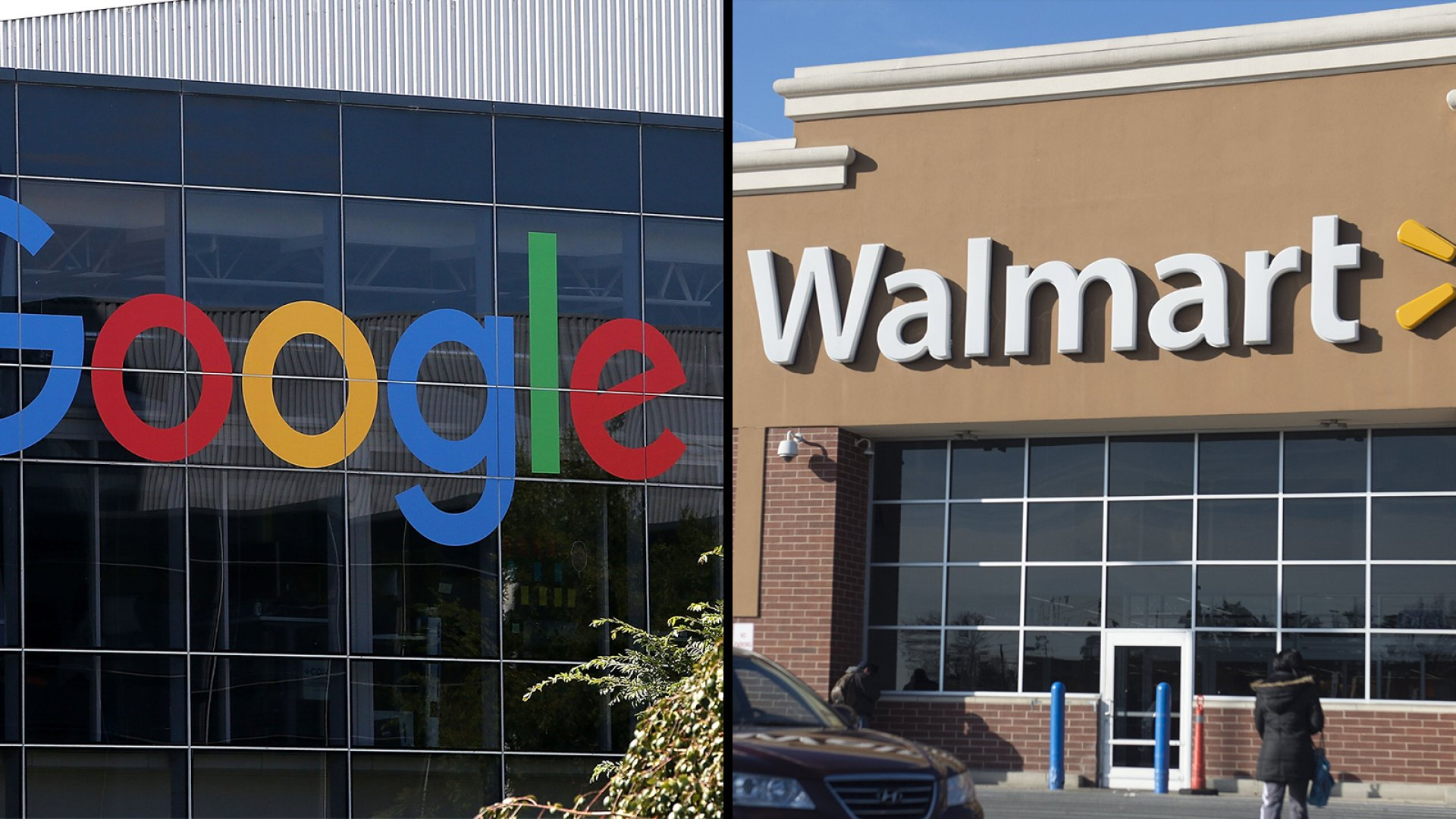 Google and Walmart Take on Amazon With Google Express