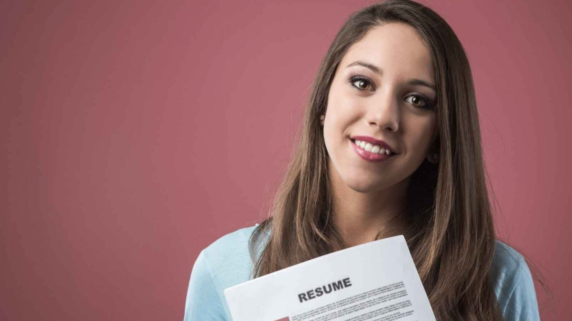 Don't Make This One Huge Mistake on Your Resume