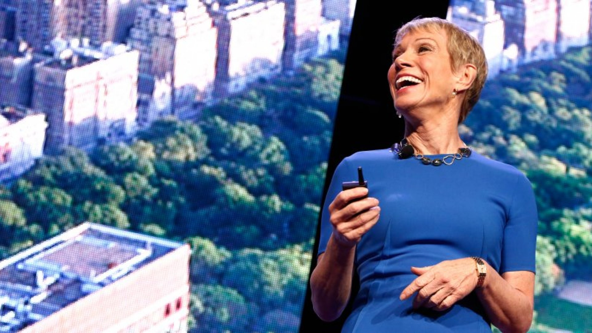 Shark Tank's Barbara Corcoran on What Motivates Better Than Money