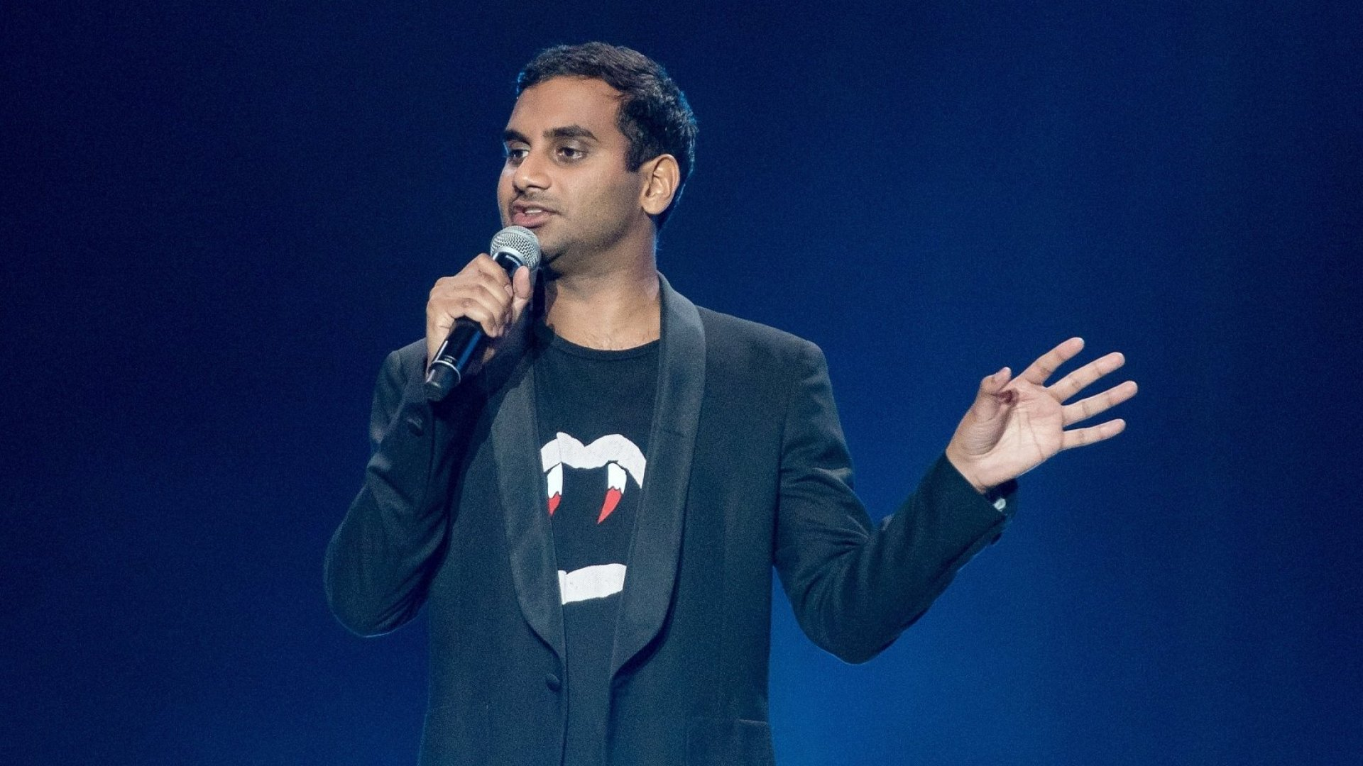 Comedian Aziz Ansari on 4 Things Marketers Can Learn From Online Dating