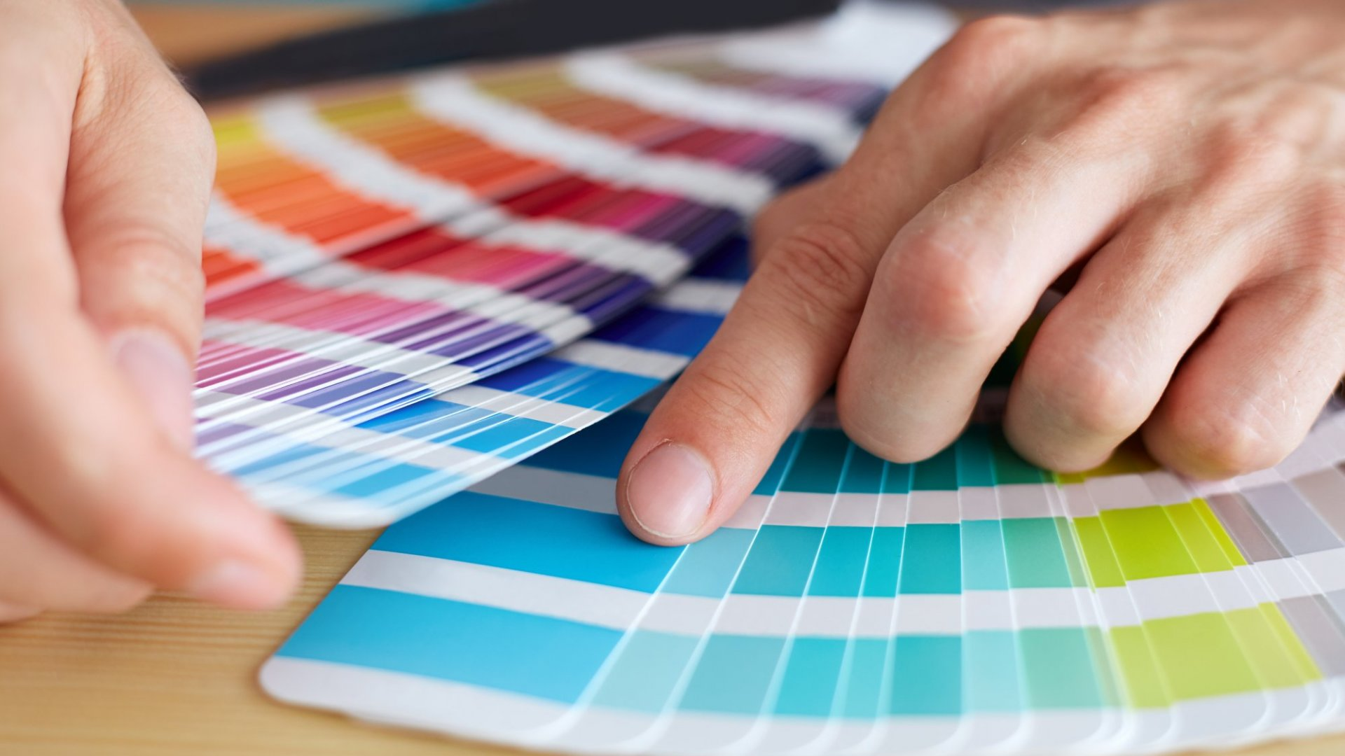 Color trends are more than just picking the color of the year.