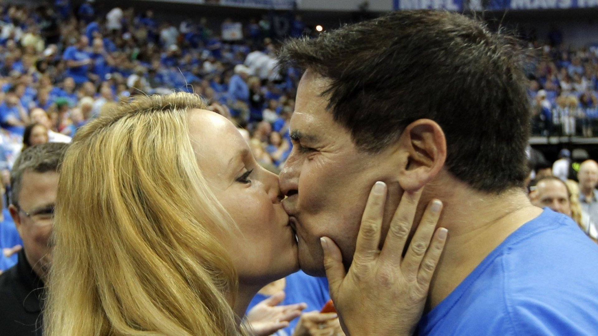 Mark Cuban and His Wife Tiffany on Marriage, the Billionaire Lifestyle, and a Potential Presidential Bid