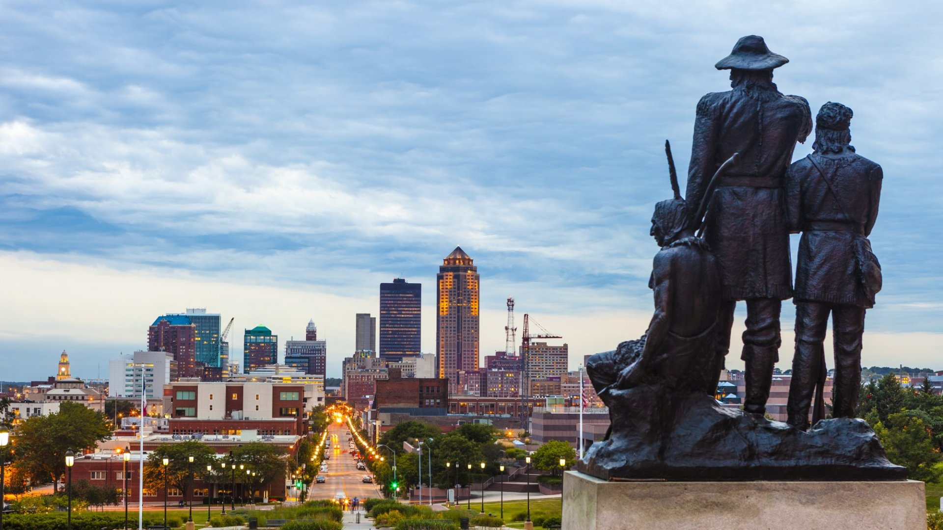 Why the Next Great Startup Will Come From Des Moines